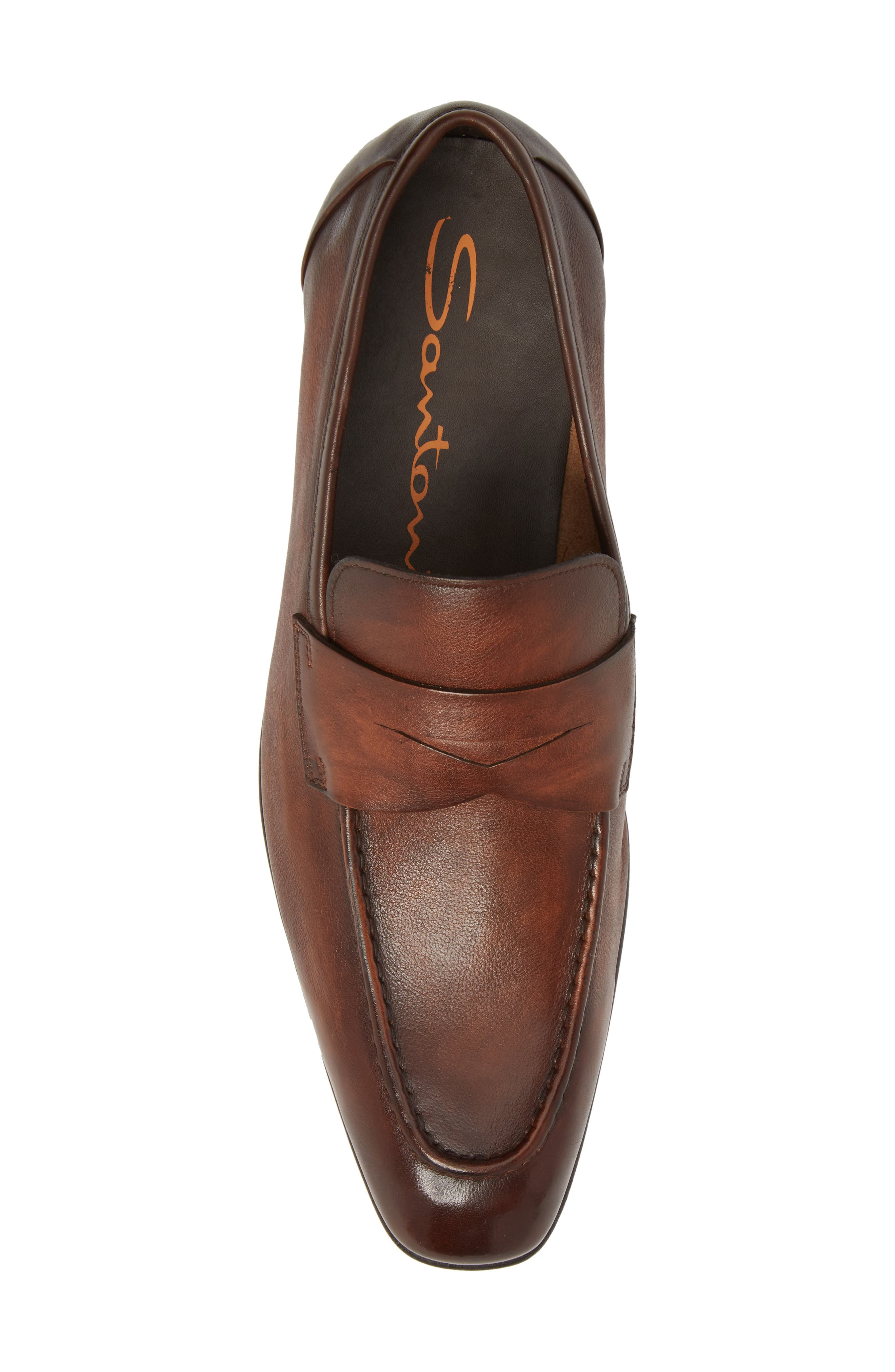 Gannon Penny Loafer,                             Alternate thumbnail 5, color,                             TAN