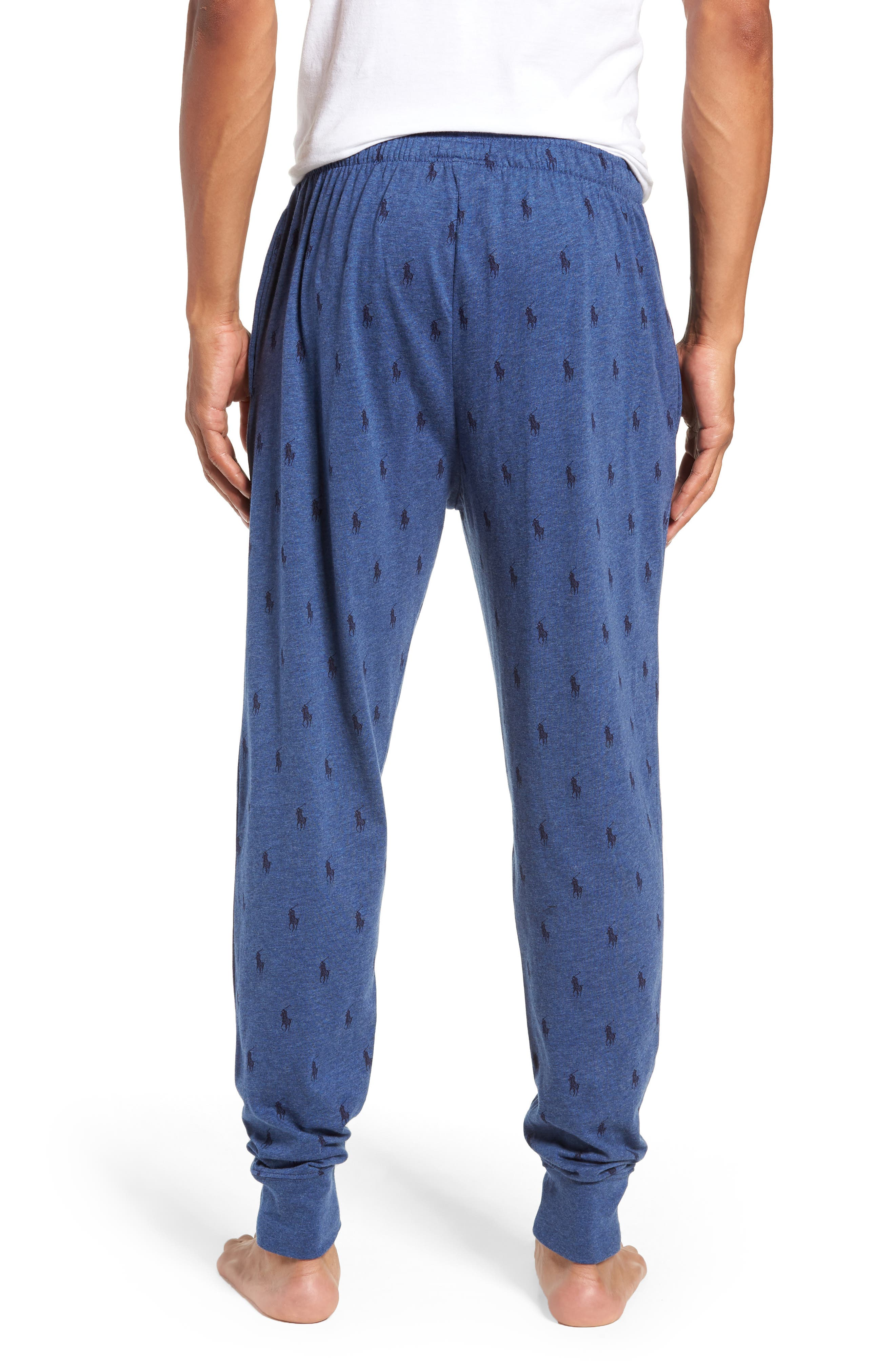 Cotton Pajama Pants,                             Alternate thumbnail 2, color,                             403