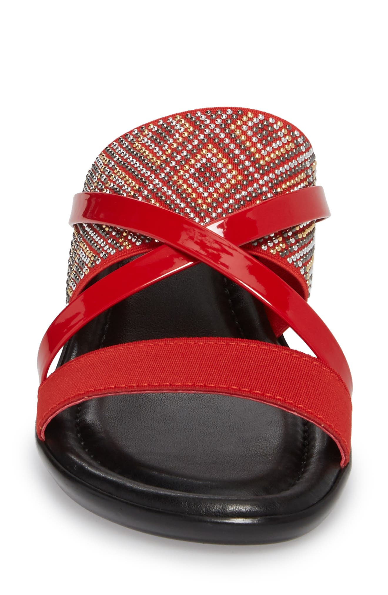 by Easy Street<sup>®</sup> Palazzo Sandal,                             Alternate thumbnail 24, color,