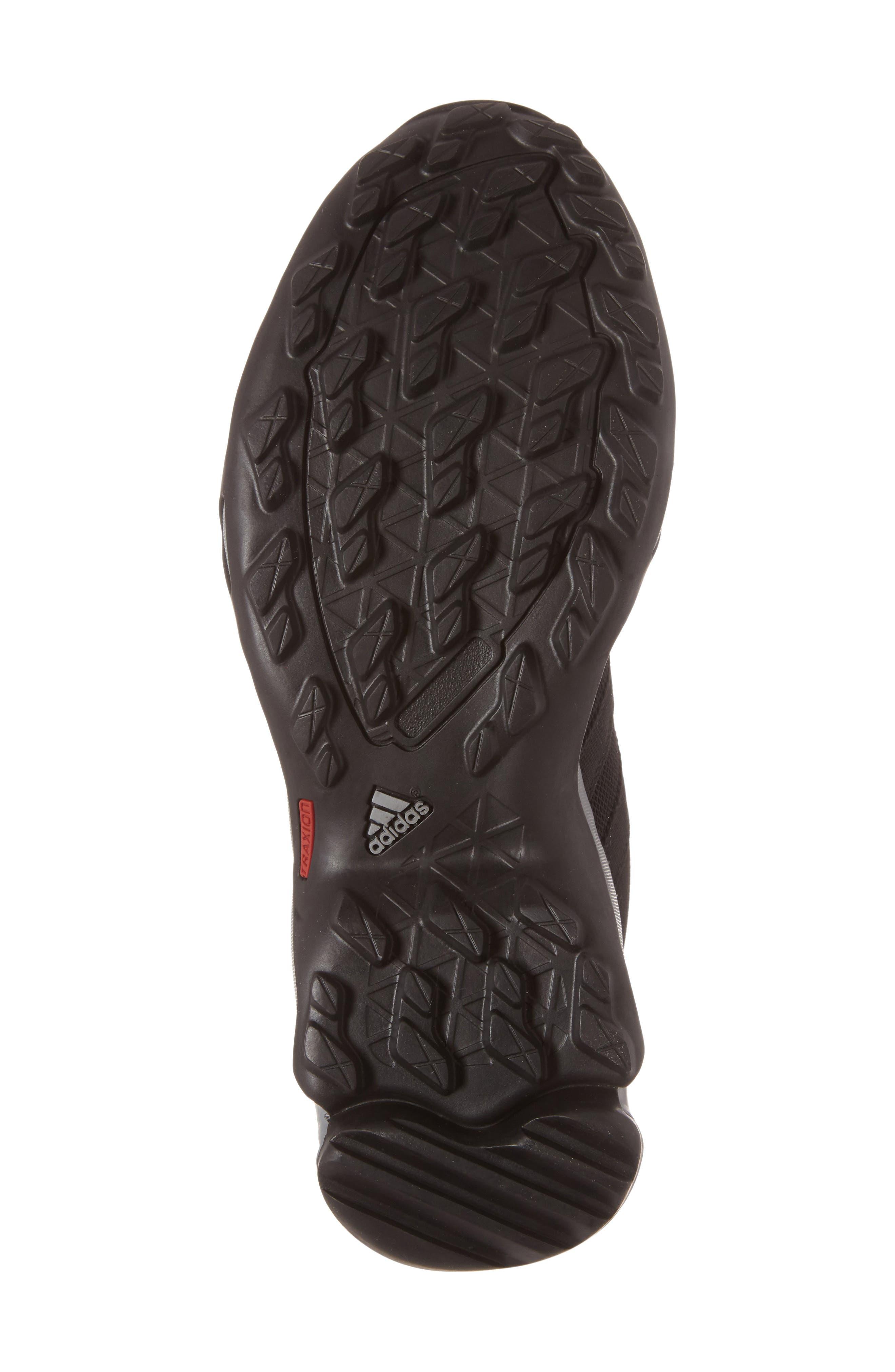 Terrex AX2R Hiking Shoe,                             Alternate thumbnail 4, color,                             001