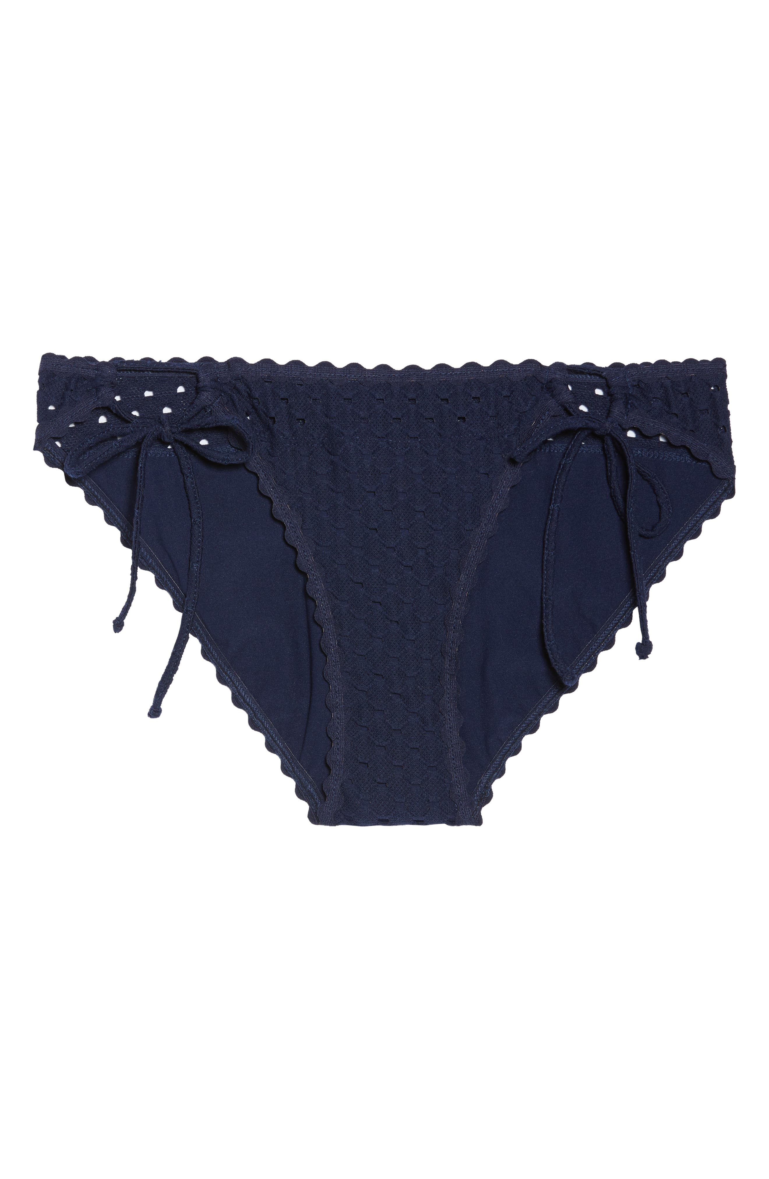 Side Tie Bikini Bottoms,                             Alternate thumbnail 6, color,                             410