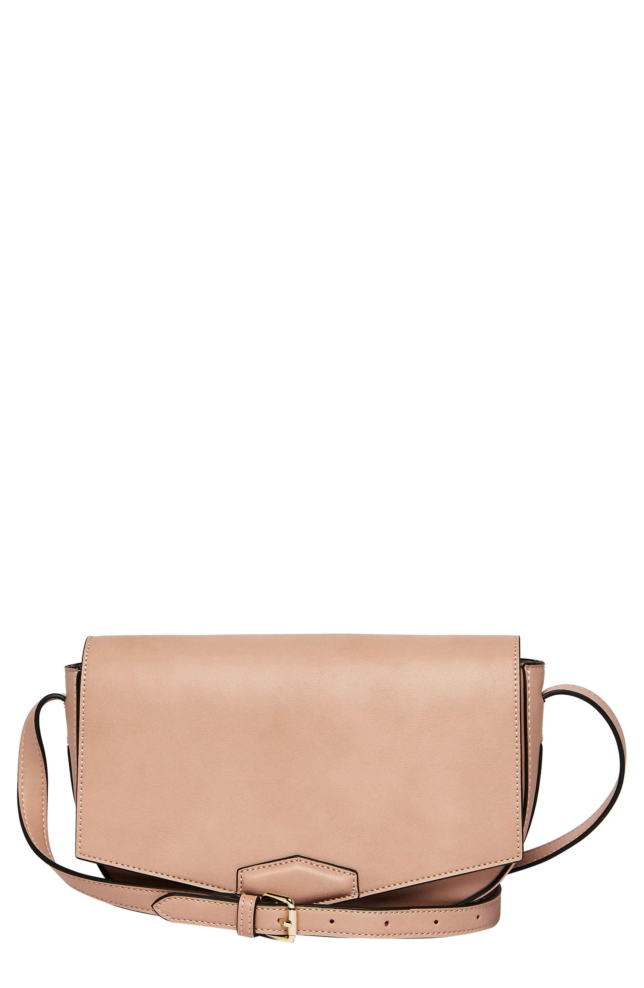 Loved Vegan Leather Crossbody Bag,                             Main thumbnail 3, color,