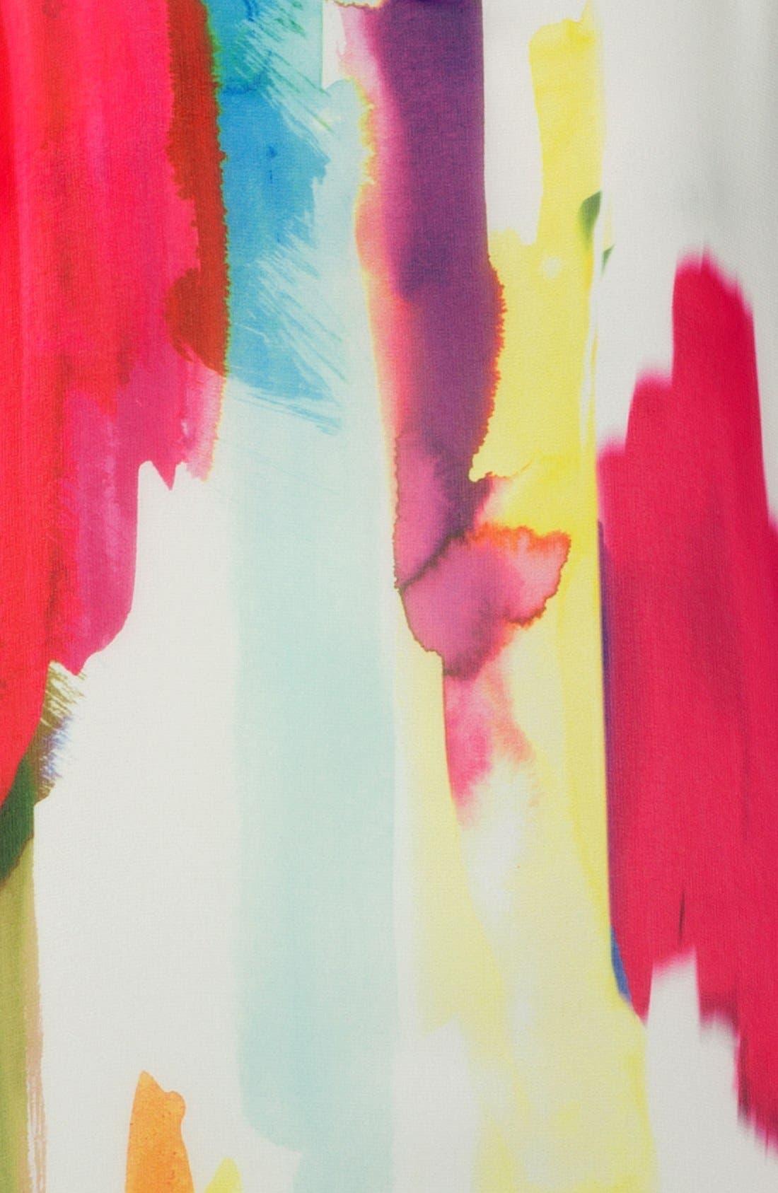 PIETRO BRUNELLI,                             'Fialka' Maternity Top,                             Alternate thumbnail 3, color,                             103