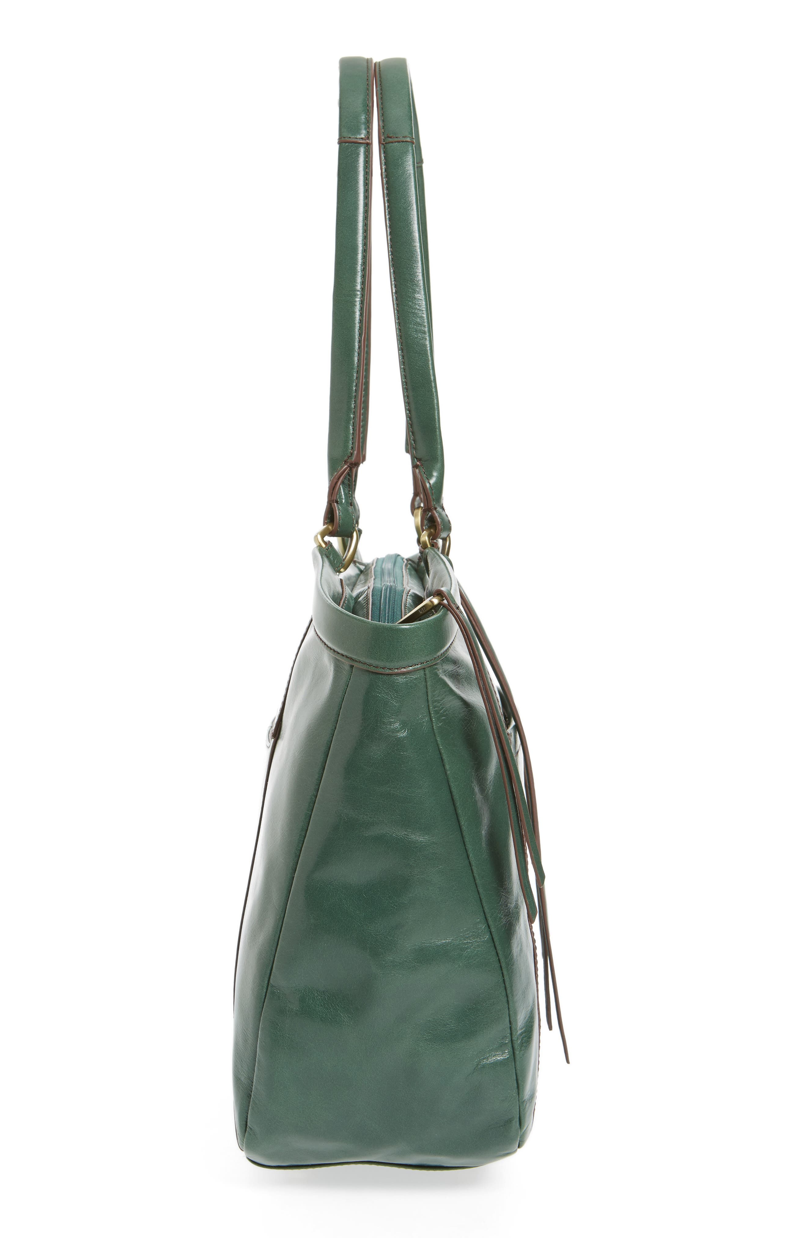 Maryanna Leather Tote,                             Alternate thumbnail 23, color,