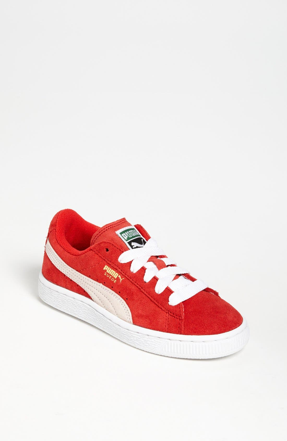 'Suede Jr.' Sneaker,                             Main thumbnail 10, color,