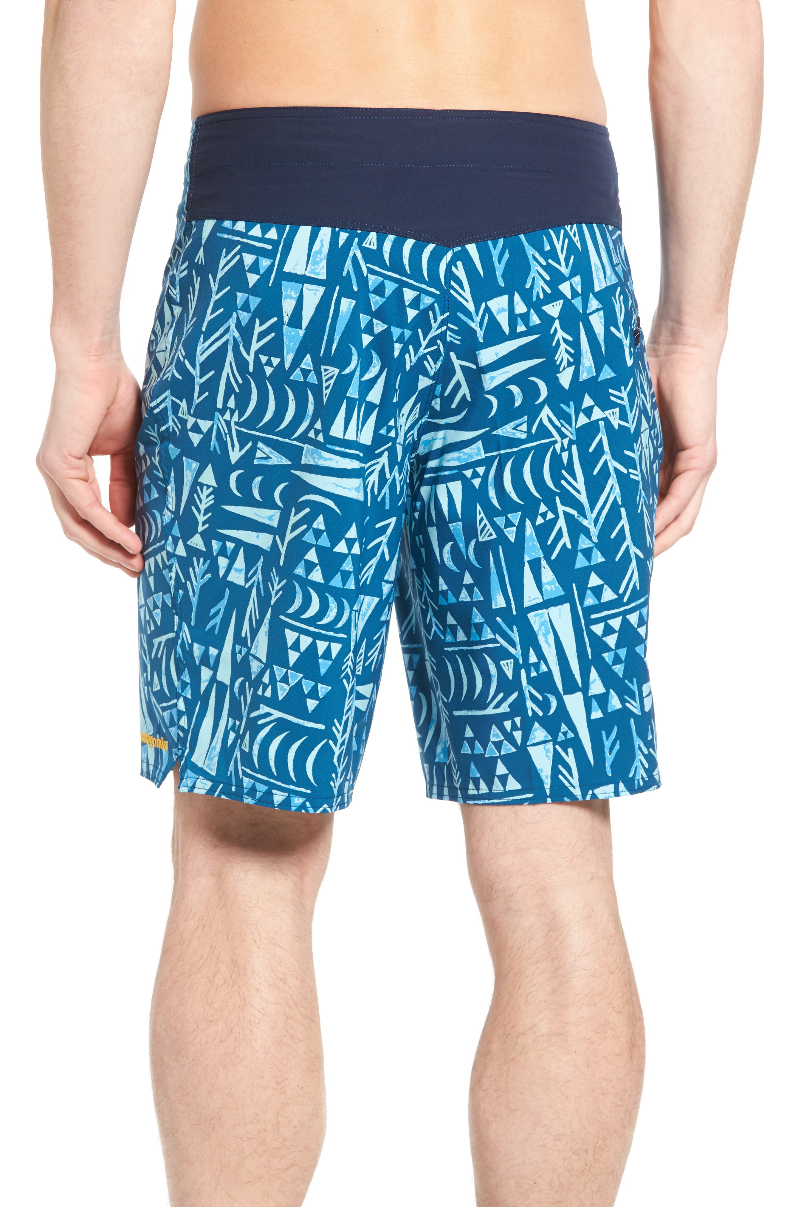 Stretch Planing Board Shorts,                             Alternate thumbnail 9, color,