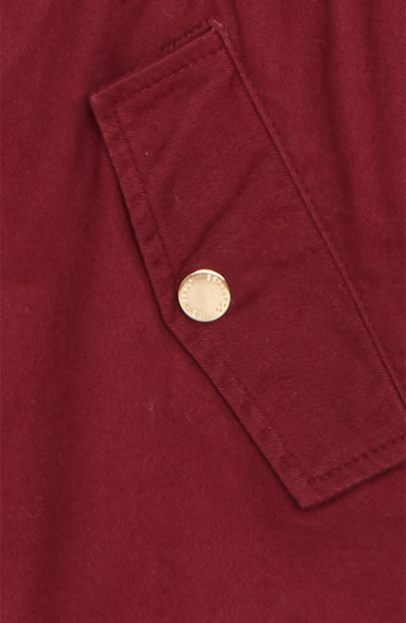 Bemardo Jacket,                             Alternate thumbnail 2, color,                             BERRY