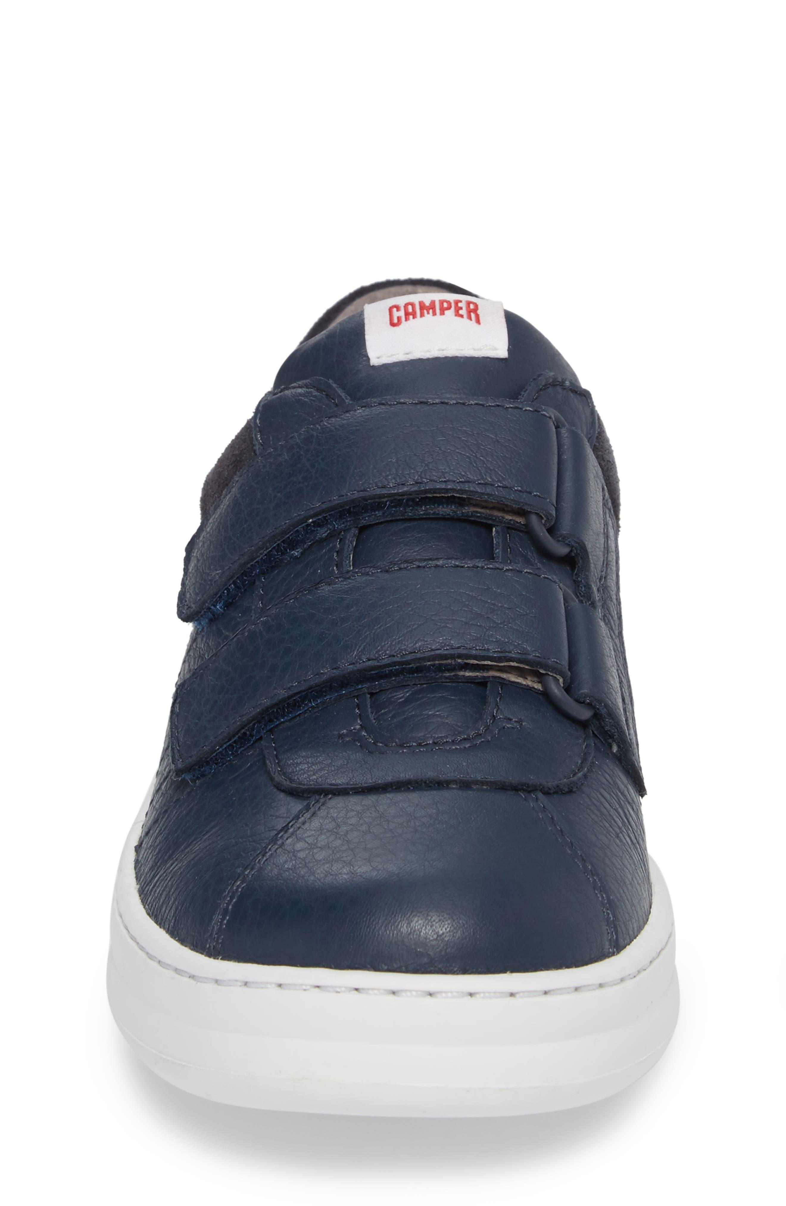 Runner Sneaker,                             Alternate thumbnail 4, color,                             NAVY