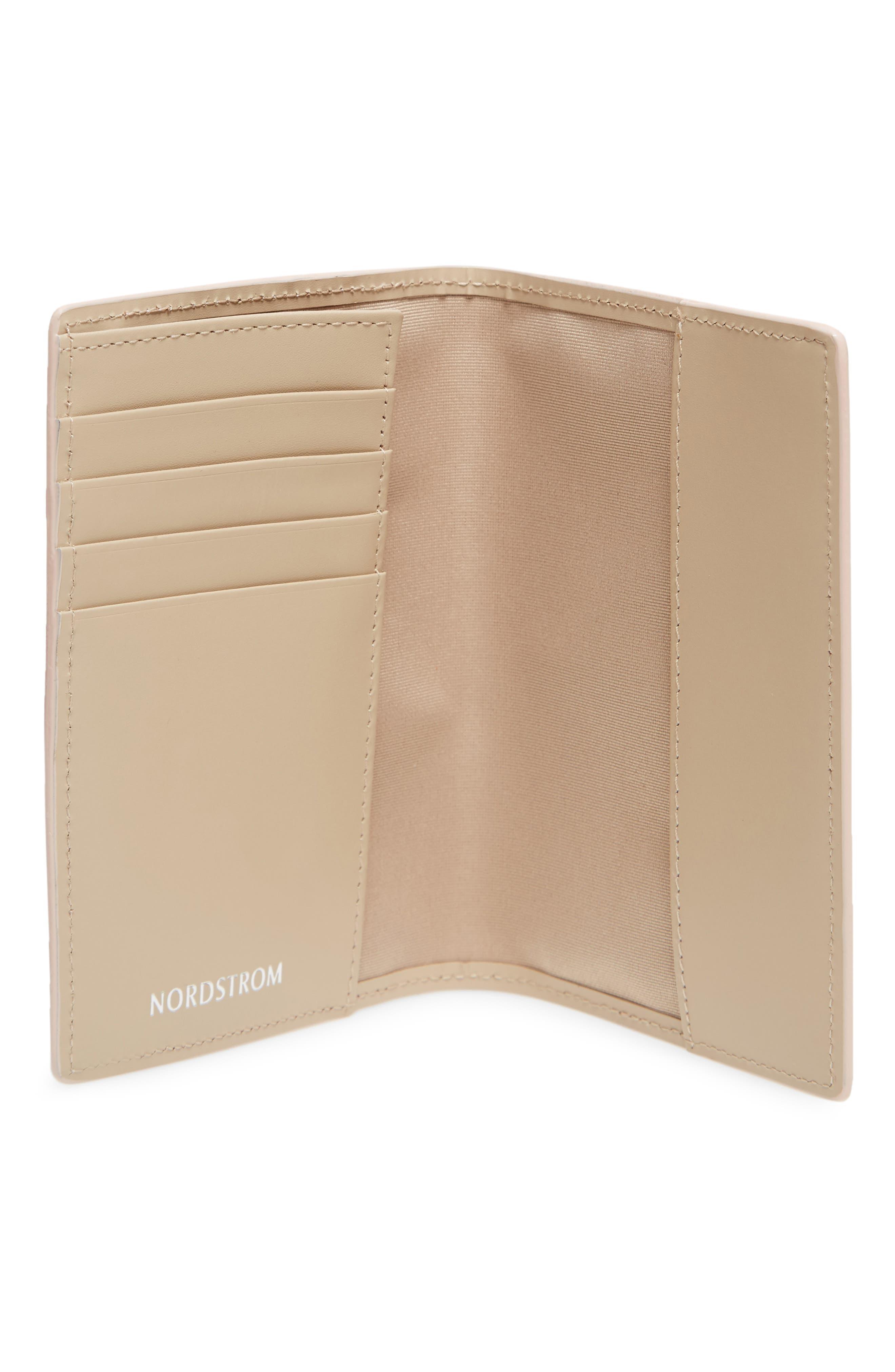 Leather Passport Case,                             Alternate thumbnail 17, color,