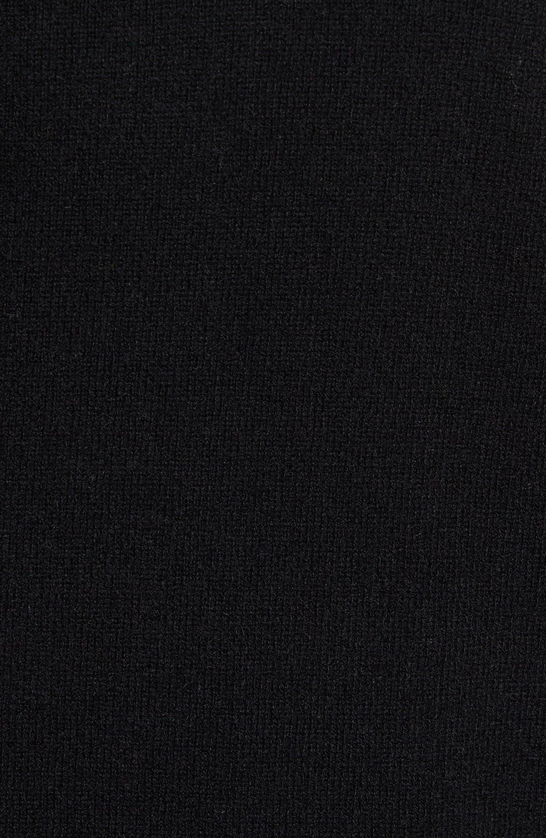 Cashmere Quarter Zip Sweater,                             Alternate thumbnail 44, color,