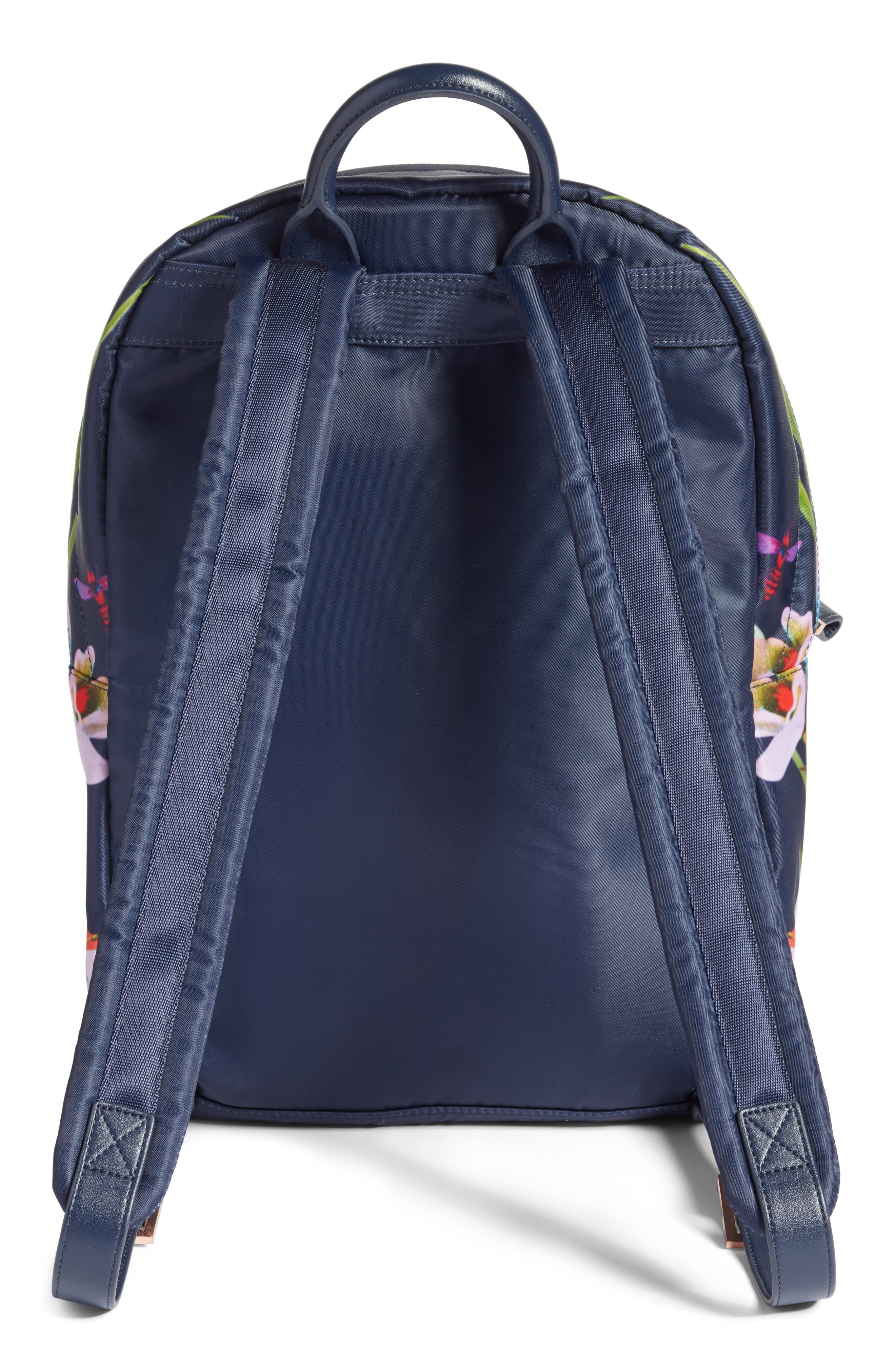 Tropical Oasis Backpack,                             Alternate thumbnail 3, color,                             410
