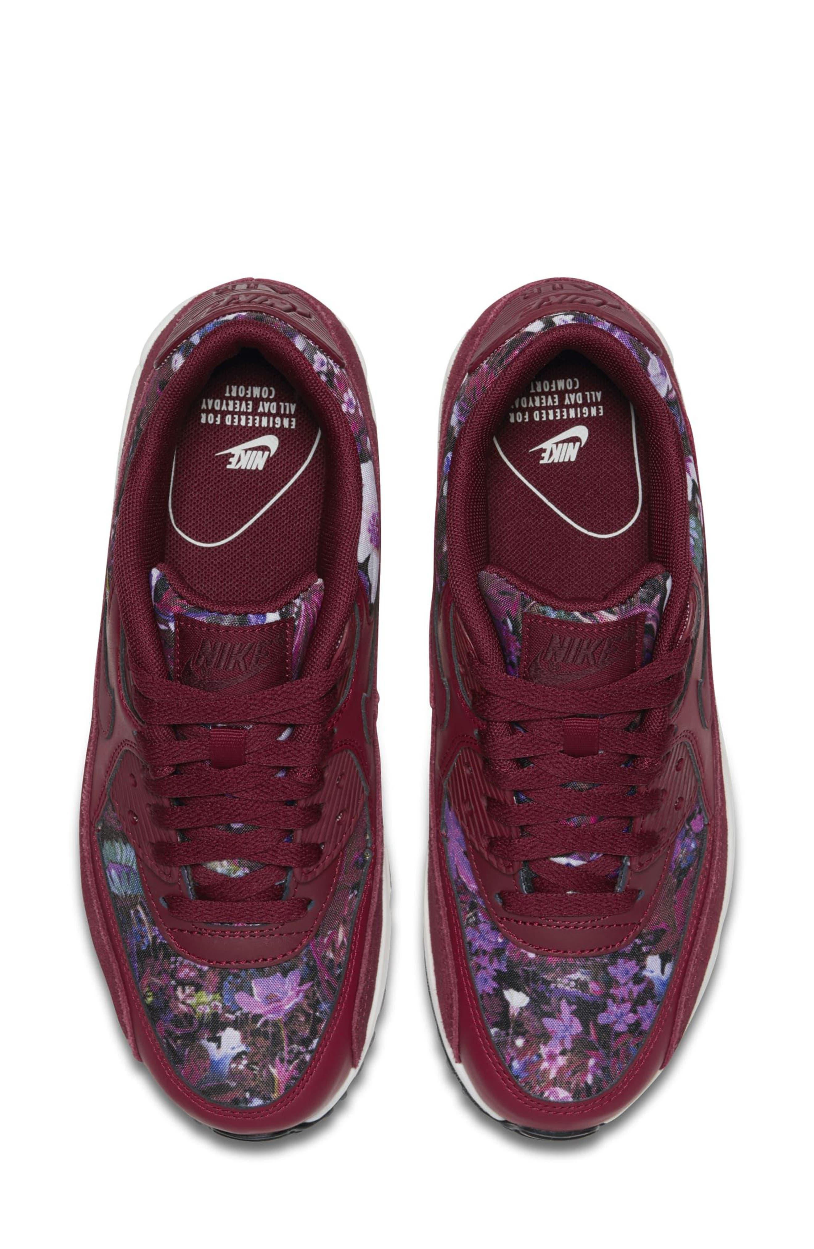 Air Max 90 SE Sneaker,                             Alternate thumbnail 36, color,