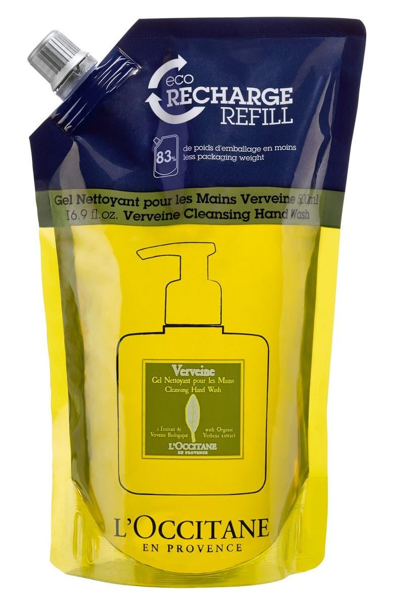 L'occitane VERBENA CLEANSING HAND WASH ECO-REFILL