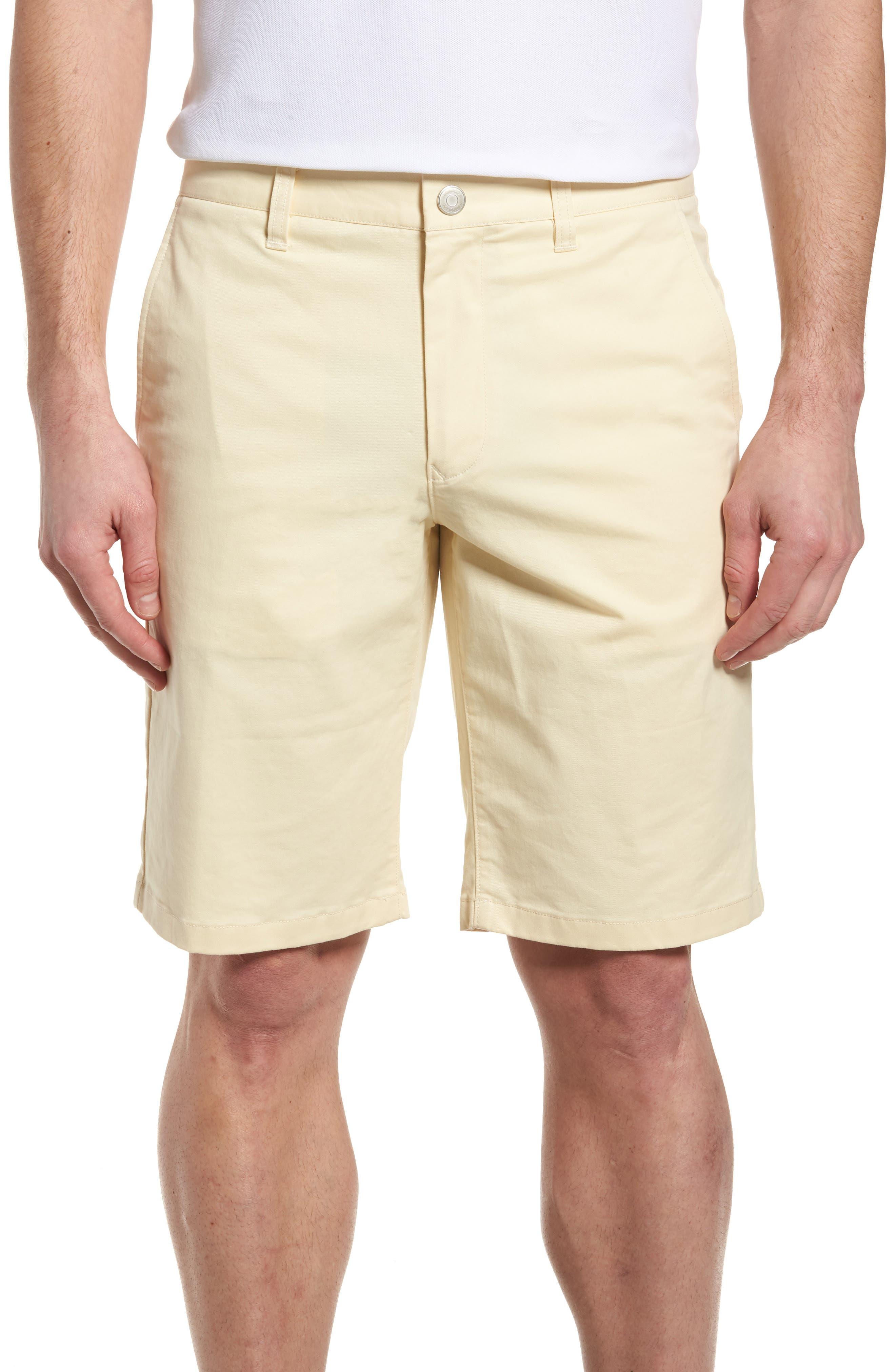 Stretch Washed Chino 11-Inch Shorts,                             Main thumbnail 6, color,