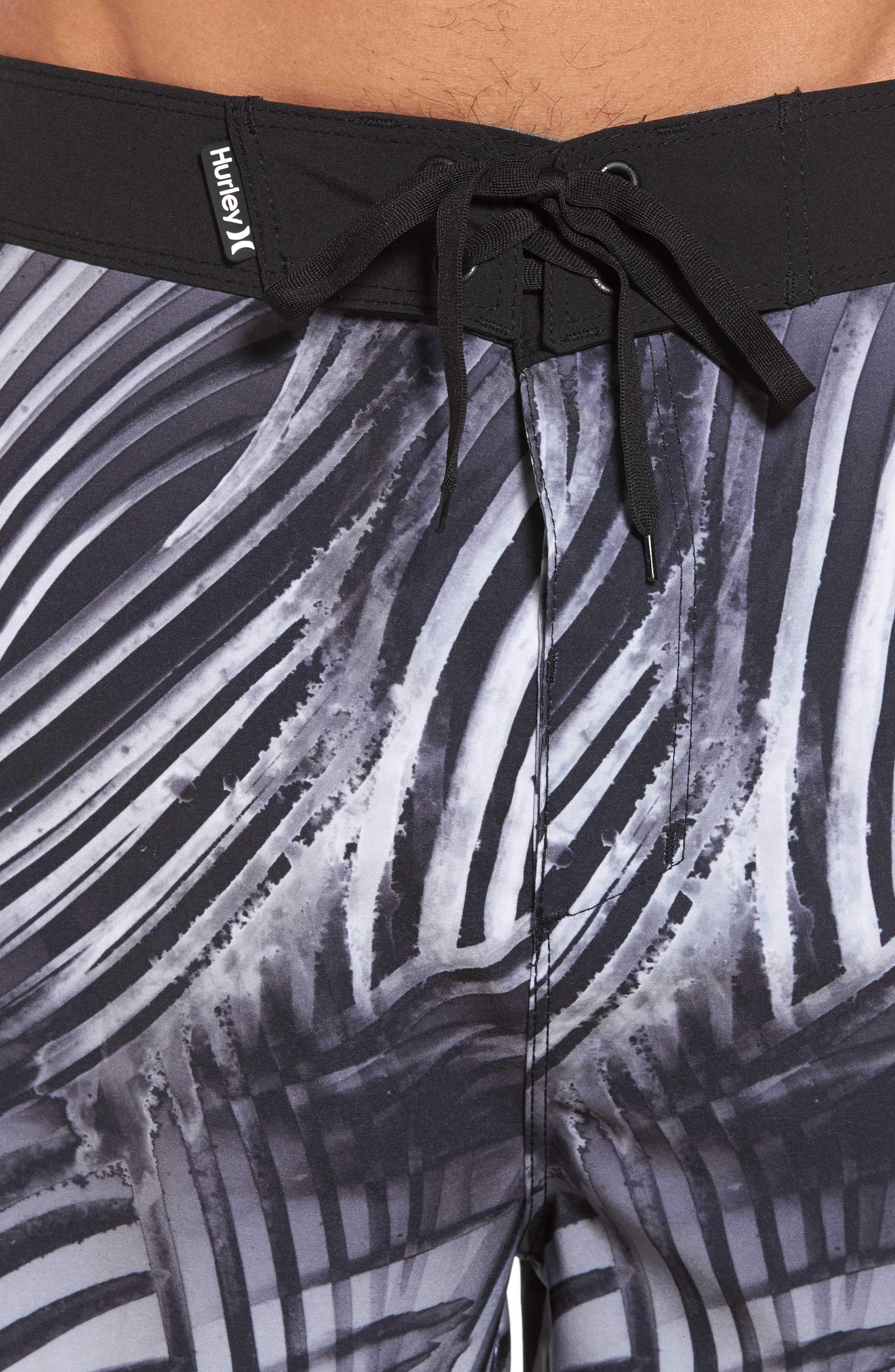 Phantom Crest Board Shorts,                             Alternate thumbnail 4, color,                             010
