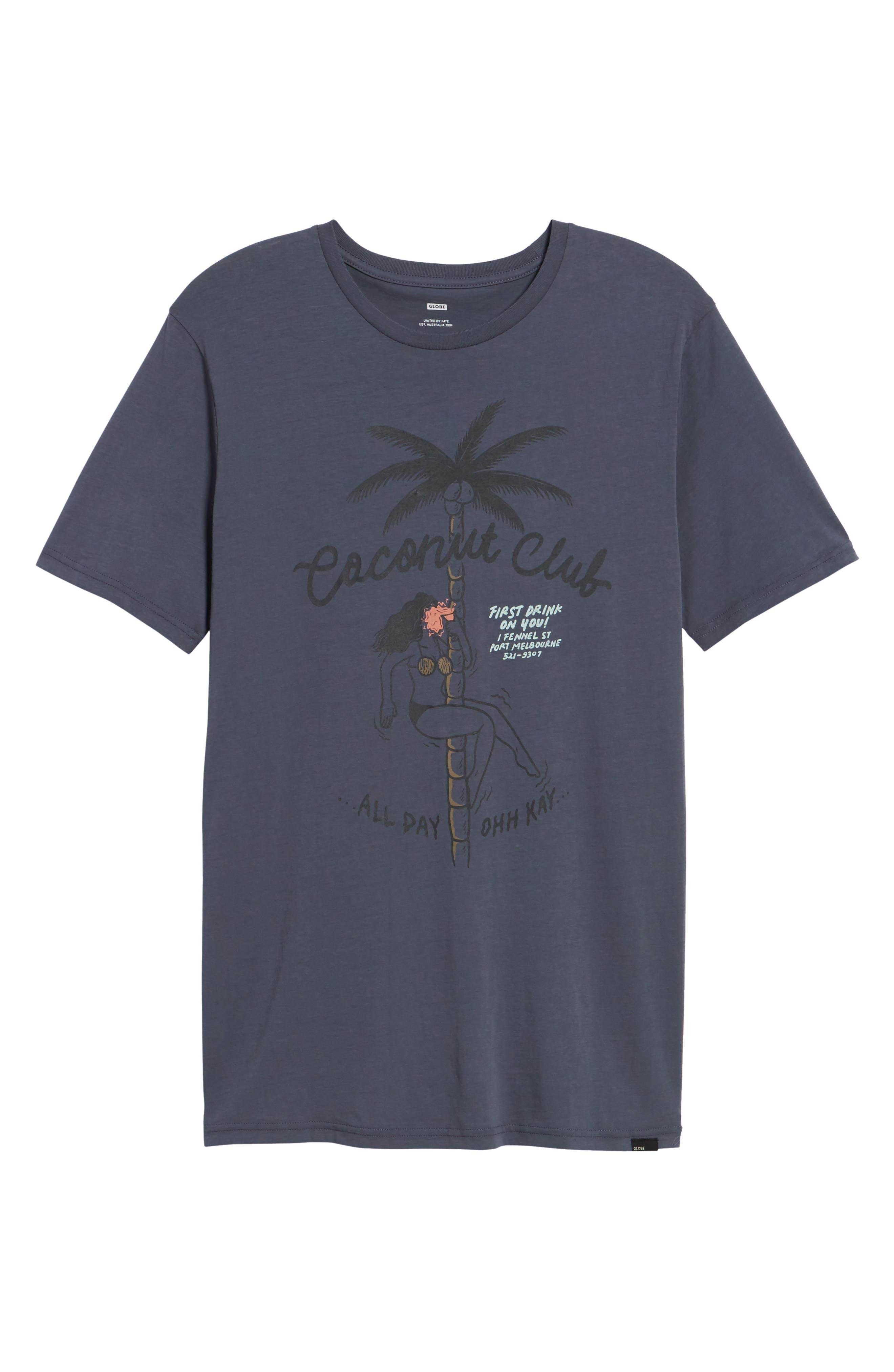 Club Graphic T-Shirt,                             Alternate thumbnail 6, color,                             400