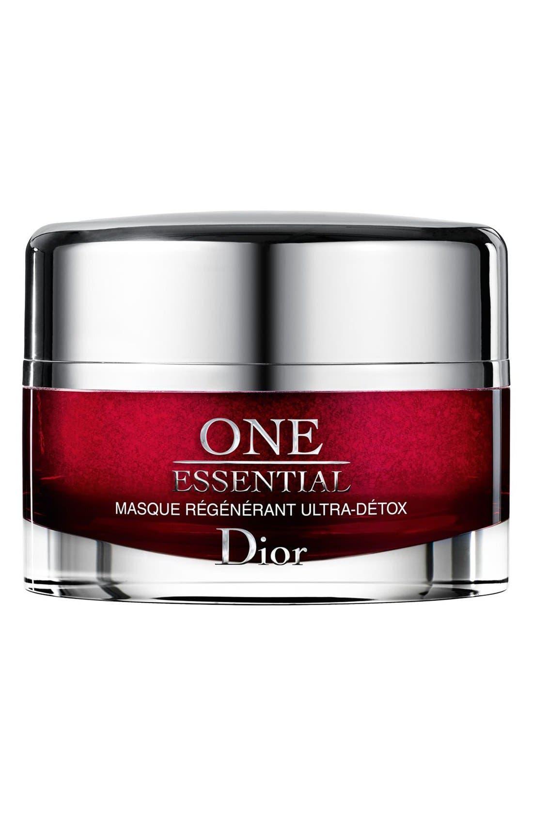 'One Essential' Ultra-Detox Treatment-Mask,                             Main thumbnail 1, color,                             000