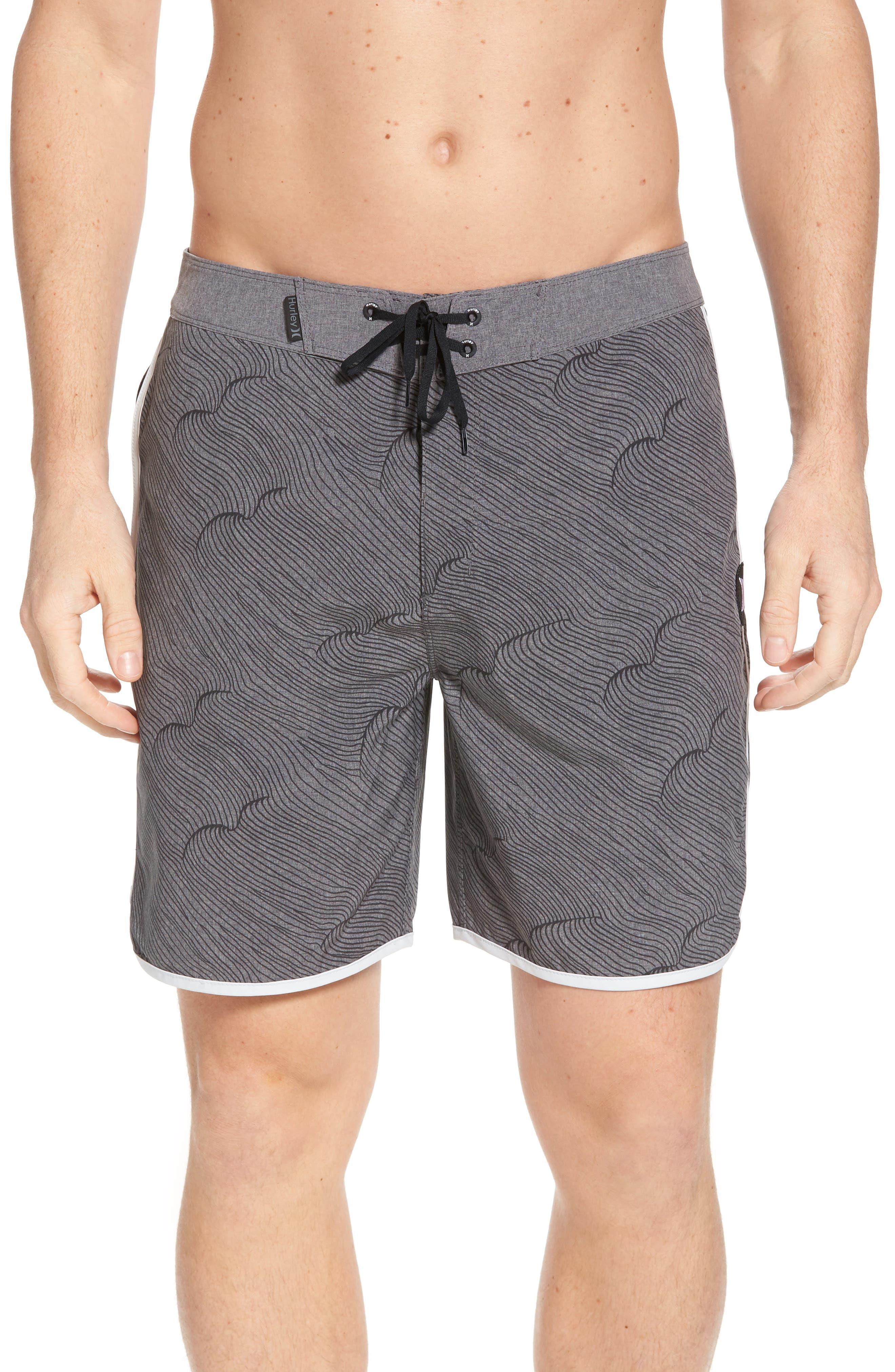 HURLEY Phantom Thalia Street Board Shorts, Main, color, 060