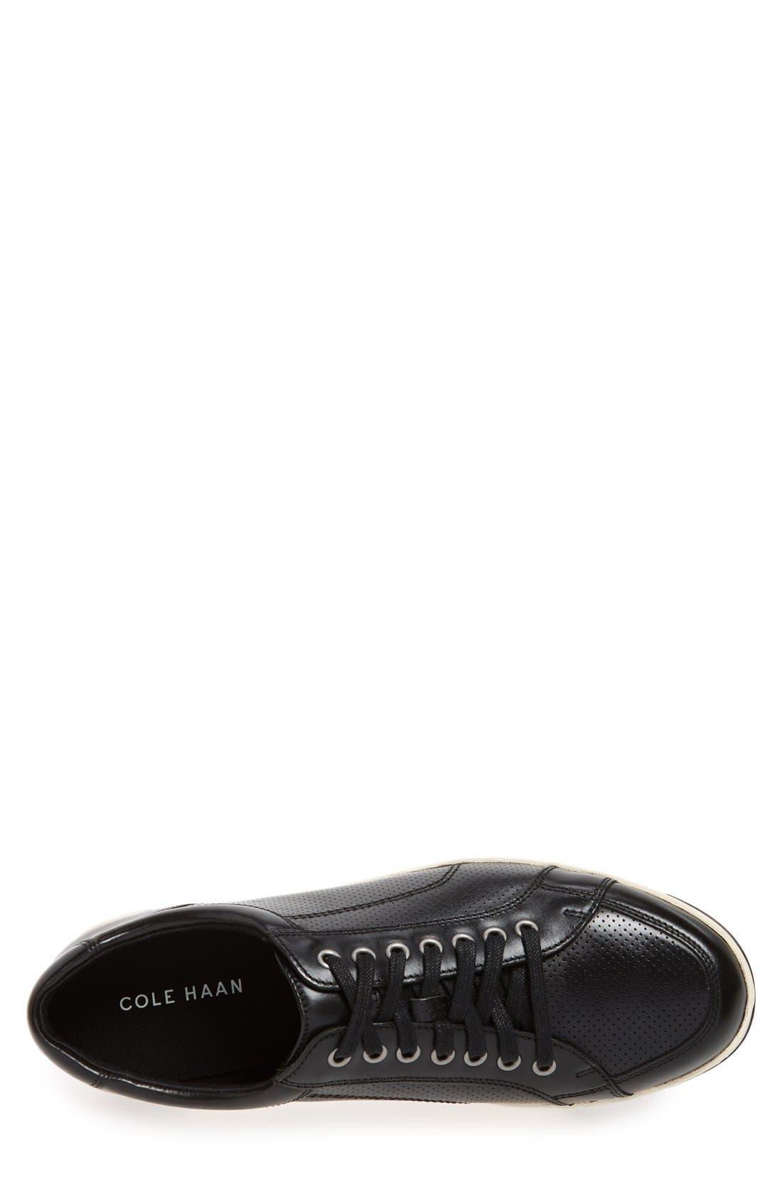 'Vartan Sport Oxford' Sneaker,                             Alternate thumbnail 19, color,