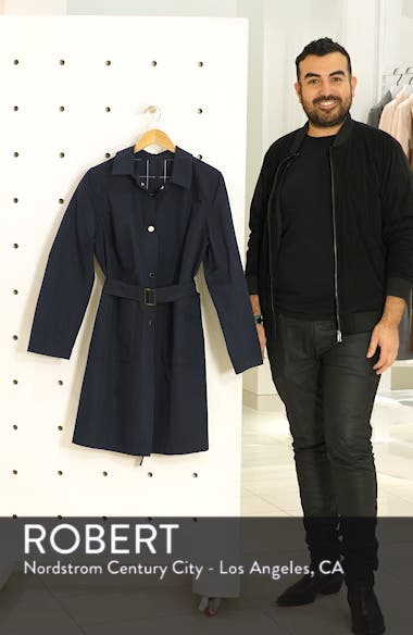 Tabella Reversible Raincoat, sales video thumbnail