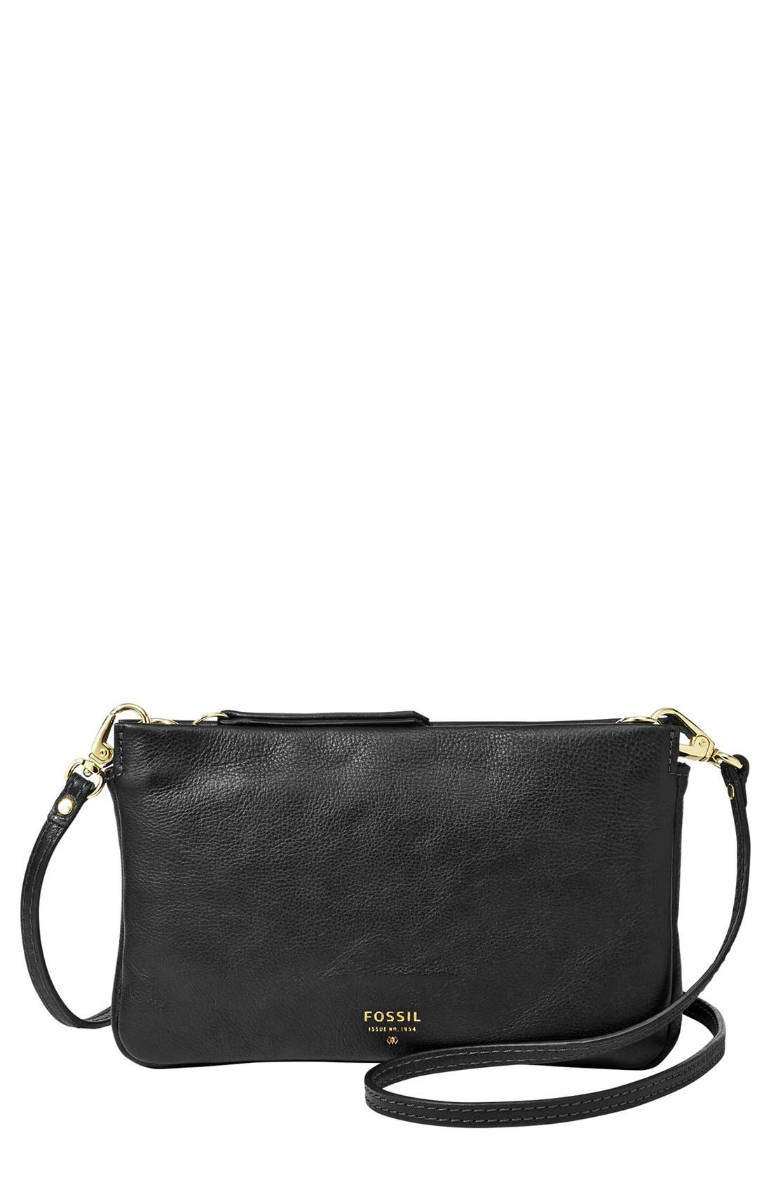 'Mini' Crossbody Bag,                             Main thumbnail 1, color,