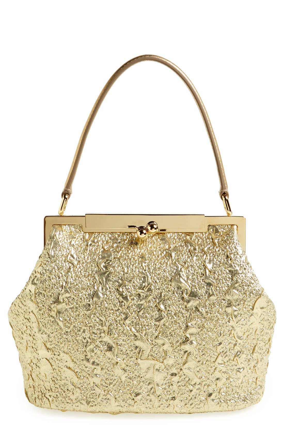Brocade Handbag, Main, color, 710