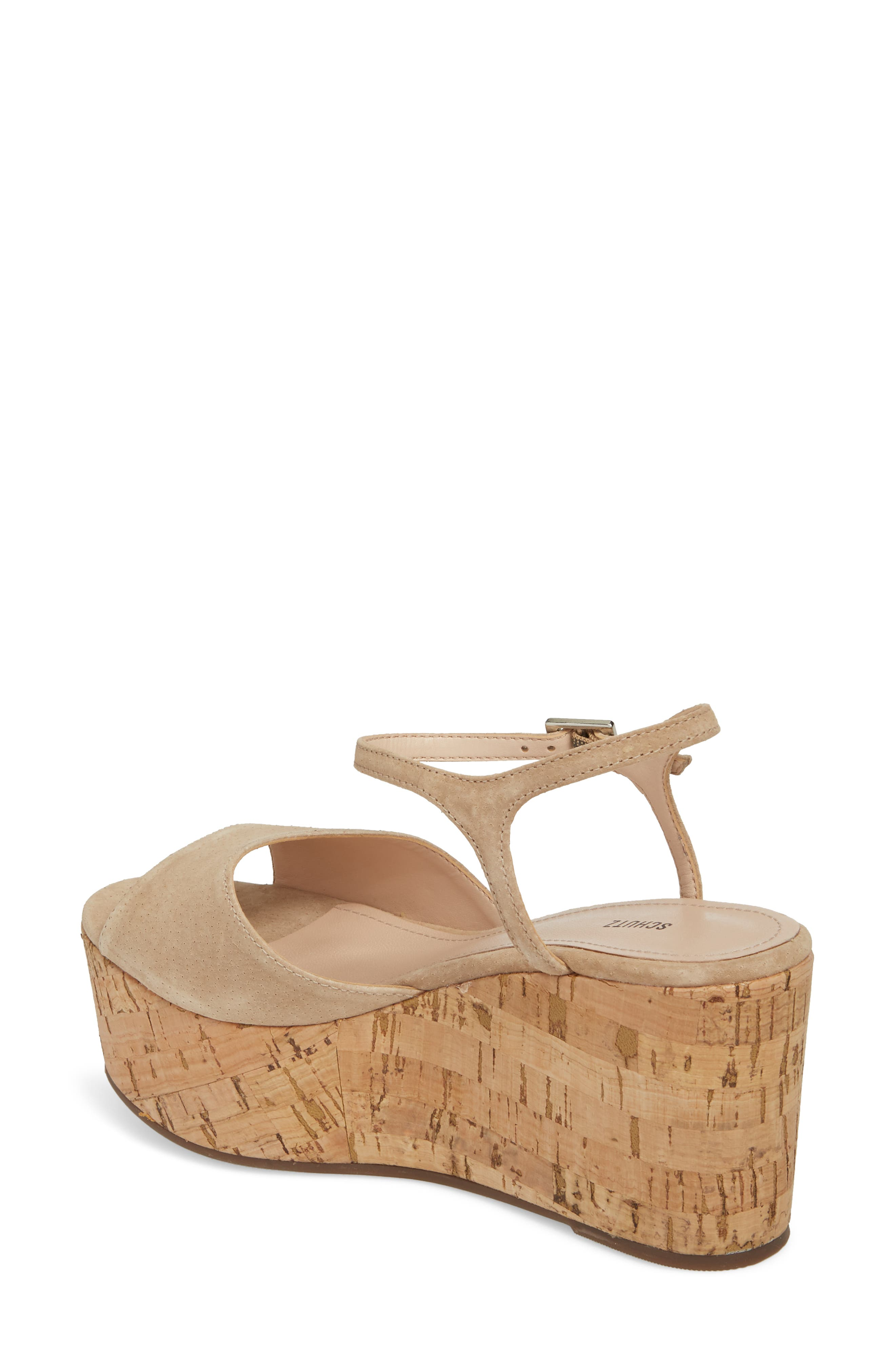 Heloise Platform Wedge Sandal,                             Alternate thumbnail 2, color,                             250