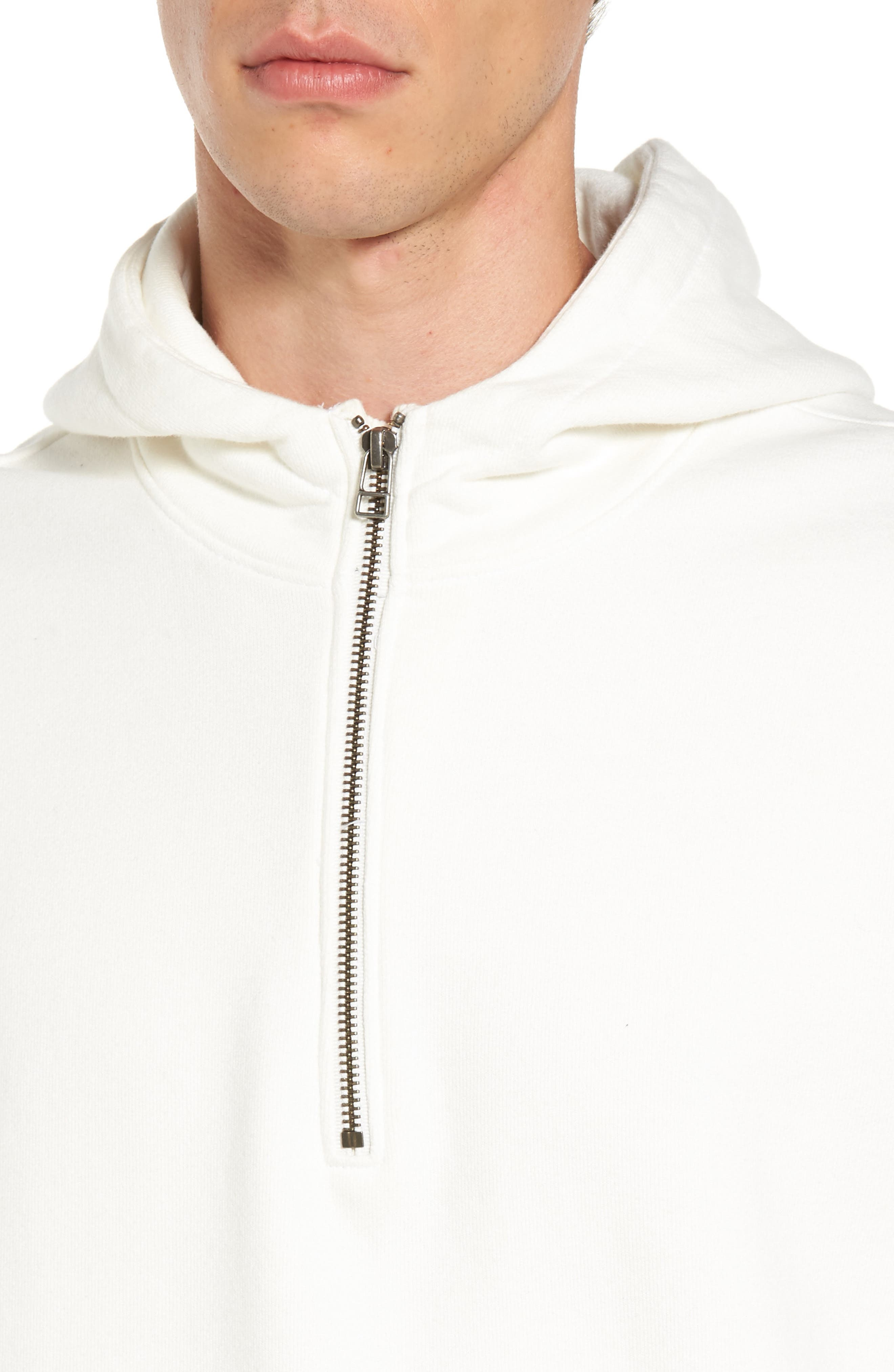 French Terry Hoodie,                             Alternate thumbnail 8, color,