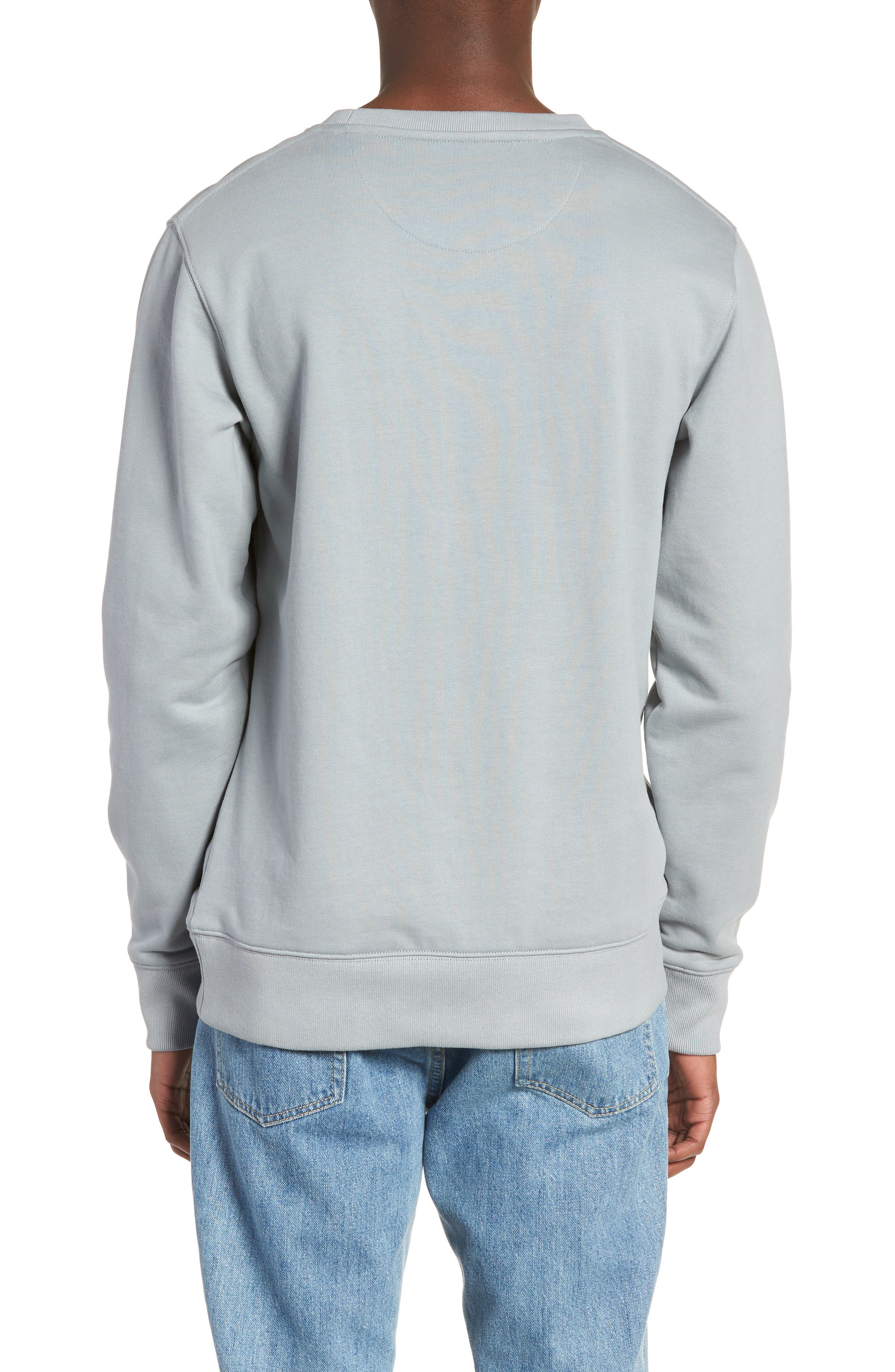 Bowery Gothic Sweatshirt,                             Alternate thumbnail 2, color,                             455