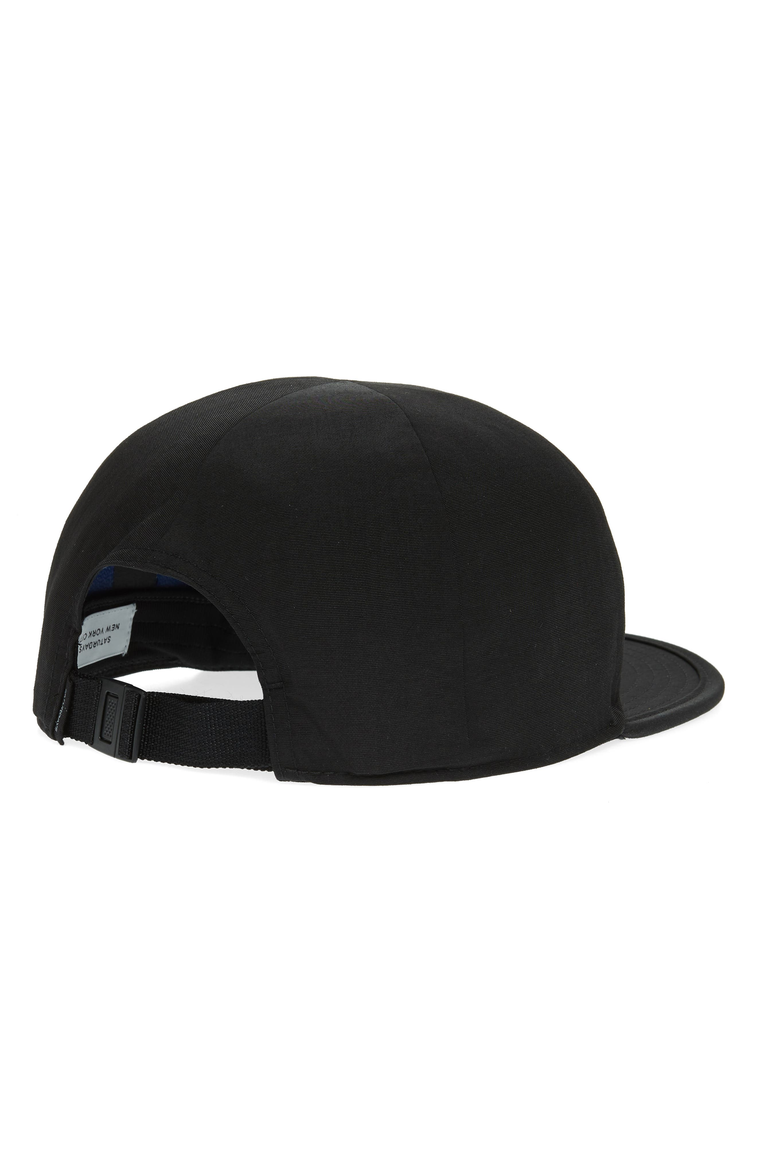 Canyon Baseball Cap,                             Alternate thumbnail 2, color,                             BLACK