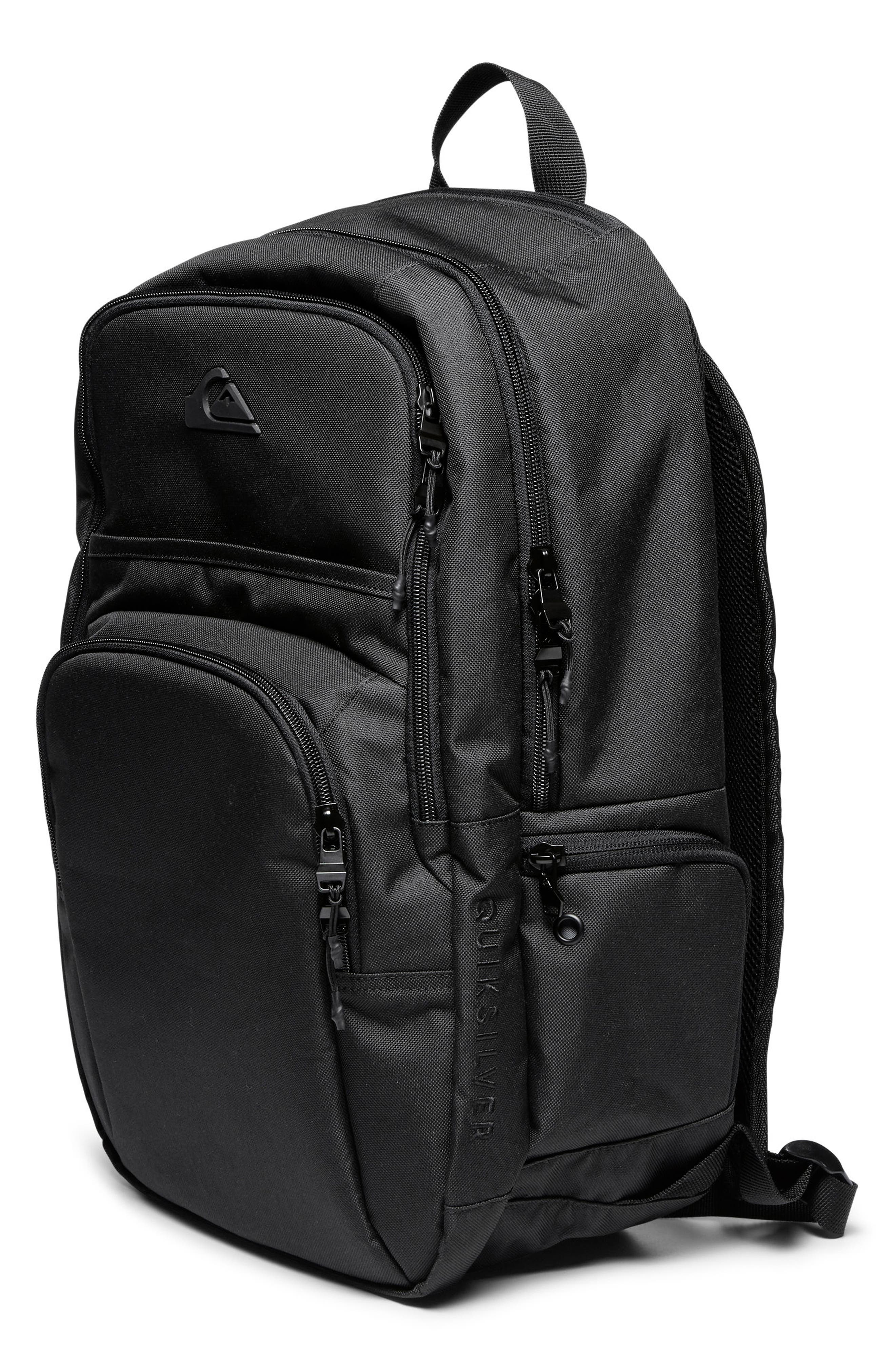 Diaper Backpack,                             Alternate thumbnail 2, color,                             BLACK