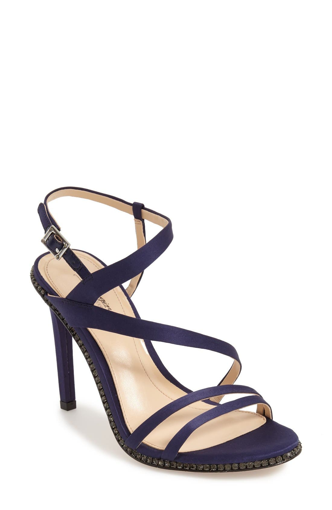 Imagine Vince Camuto 'Gian' Strappy Sandal,                             Main thumbnail 4, color,