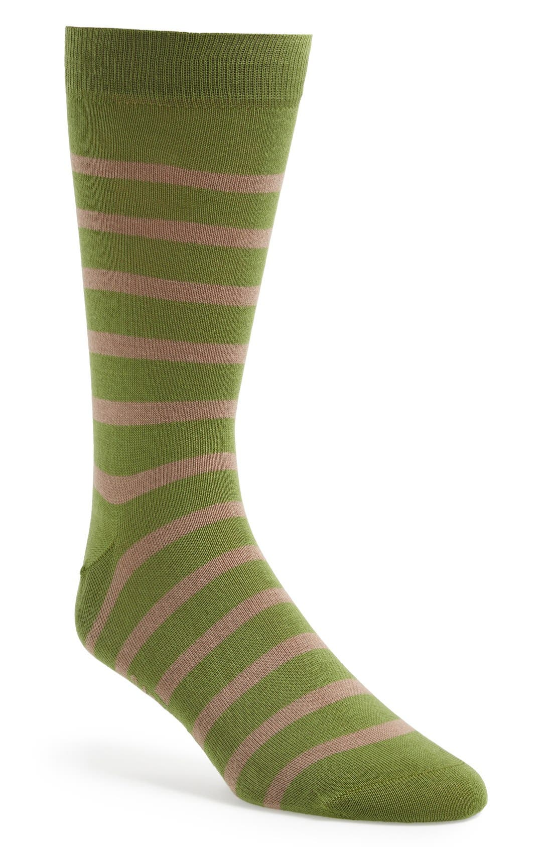'Pieds Rayes A' Striped Socks,                             Main thumbnail 2, color,