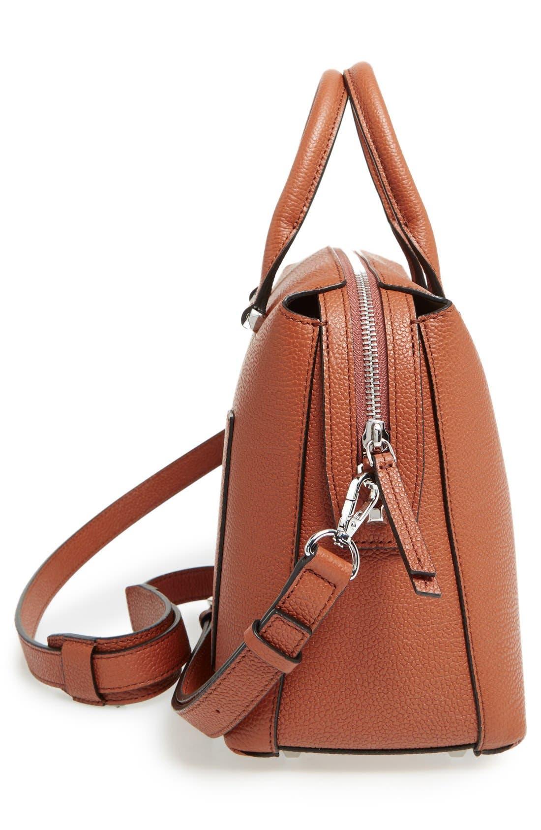 Medium Ella Boston Bowler Bag,                             Alternate thumbnail 16, color,