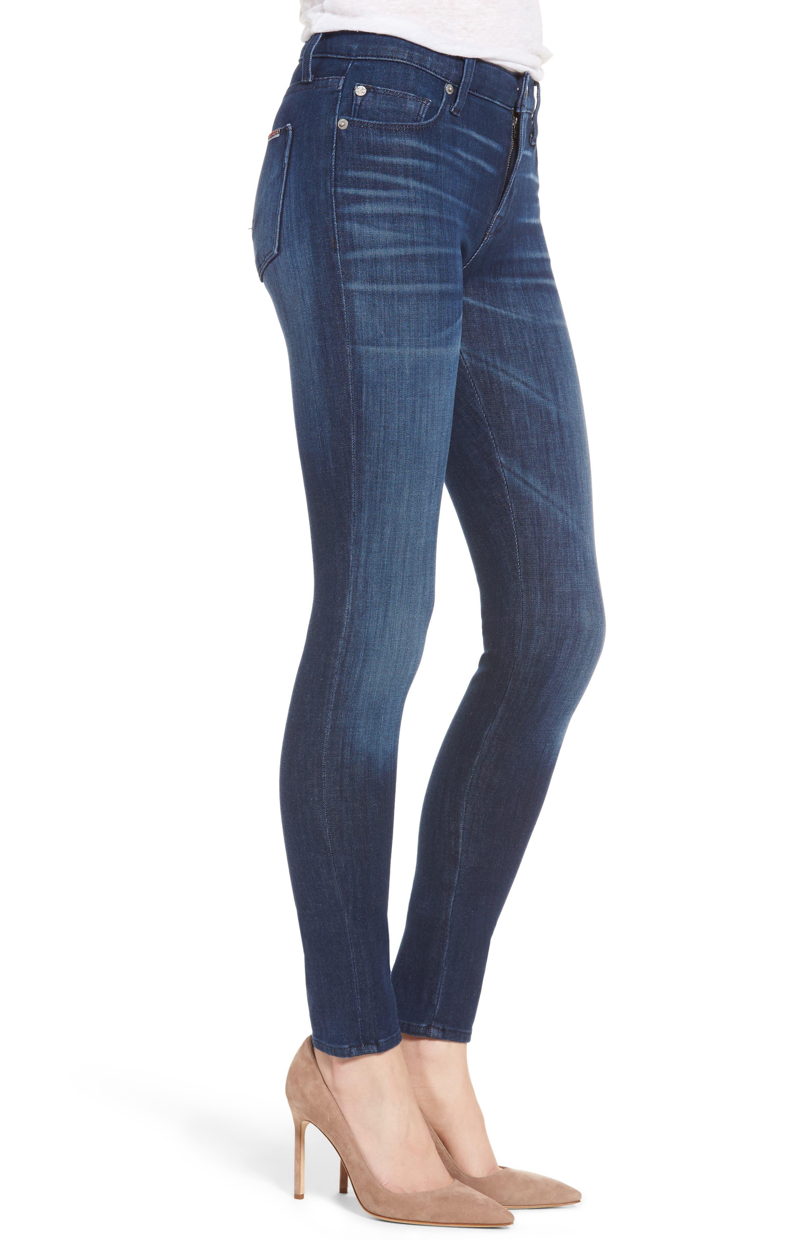 Nico Super Skinny Jeans,                             Alternate thumbnail 7, color,