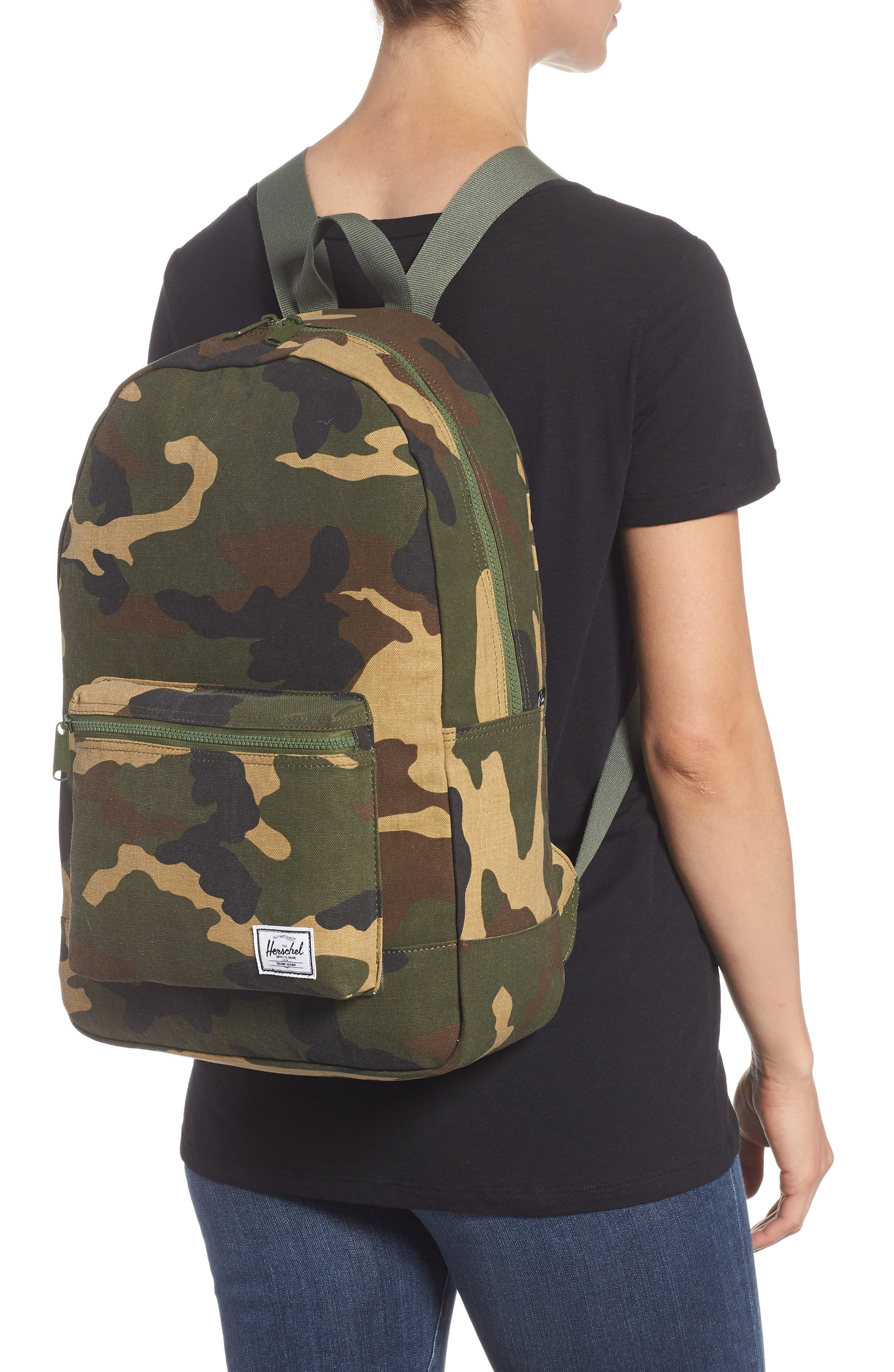 Cotton Casuals Daypack Backpack,                             Alternate thumbnail 11, color,