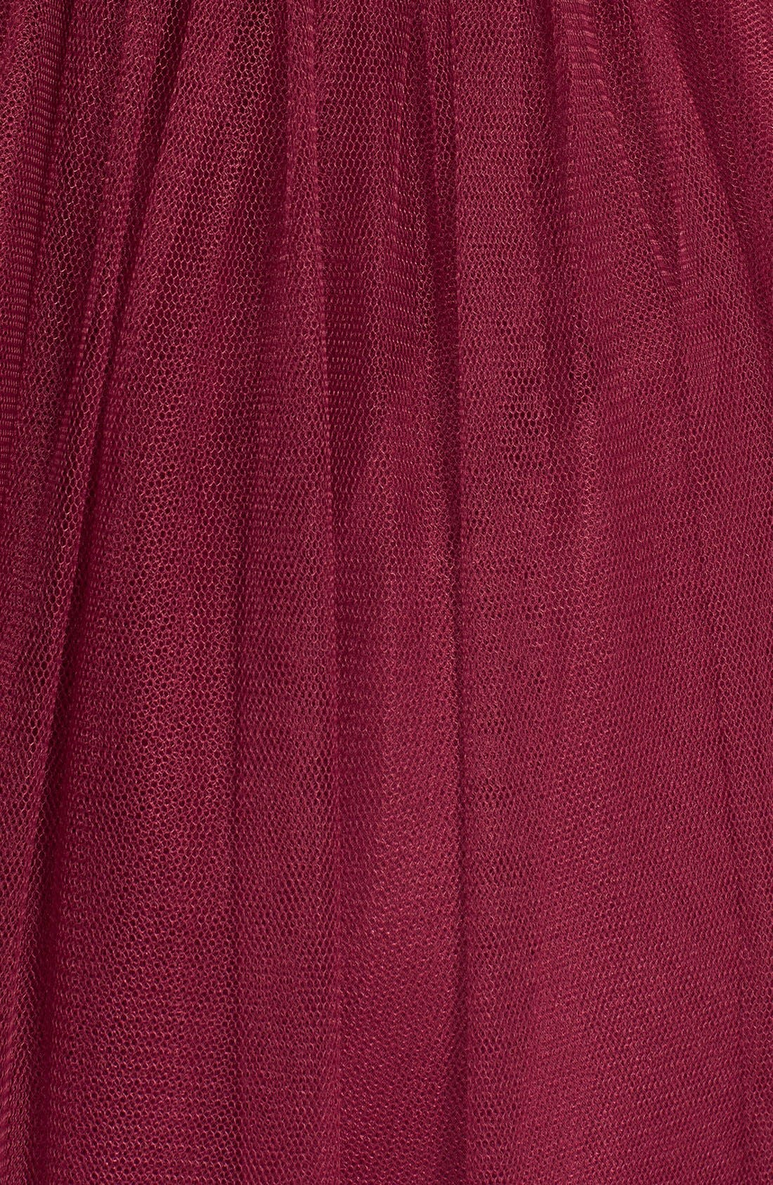 Annabelle Convertible Tulle Column Dress,                             Alternate thumbnail 61, color,