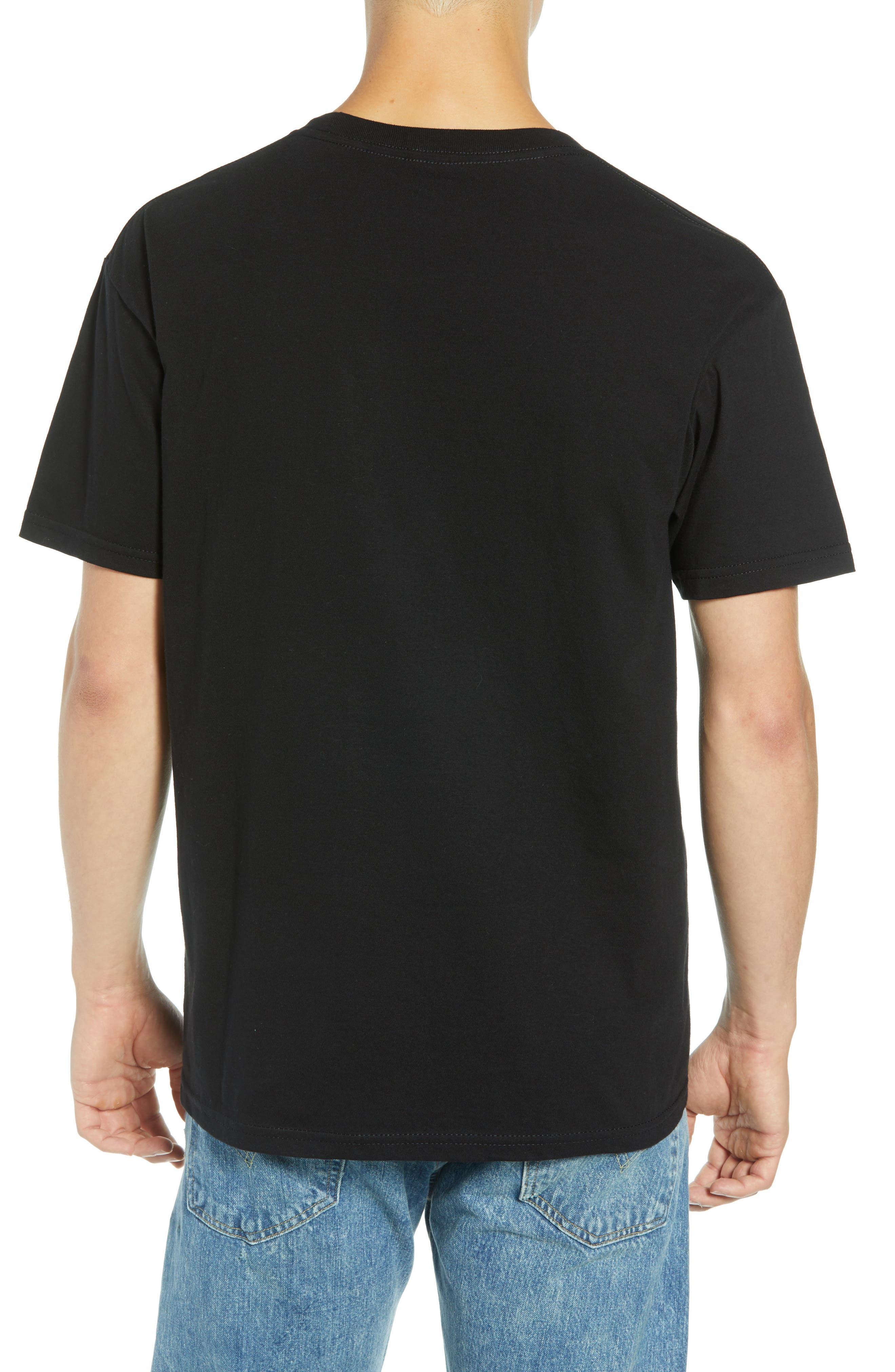 Ideal Power Premium T-Shirt,                             Alternate thumbnail 2, color,                             BLACK