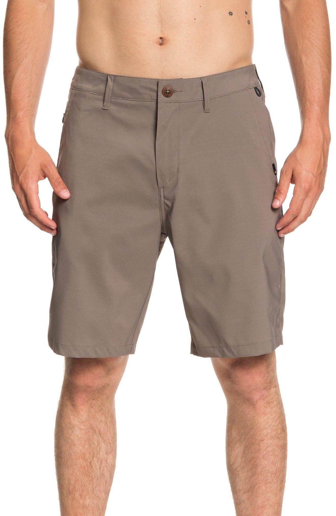 Transit Twill Amphibian Shorts,                             Main thumbnail 1, color,                             FALCON