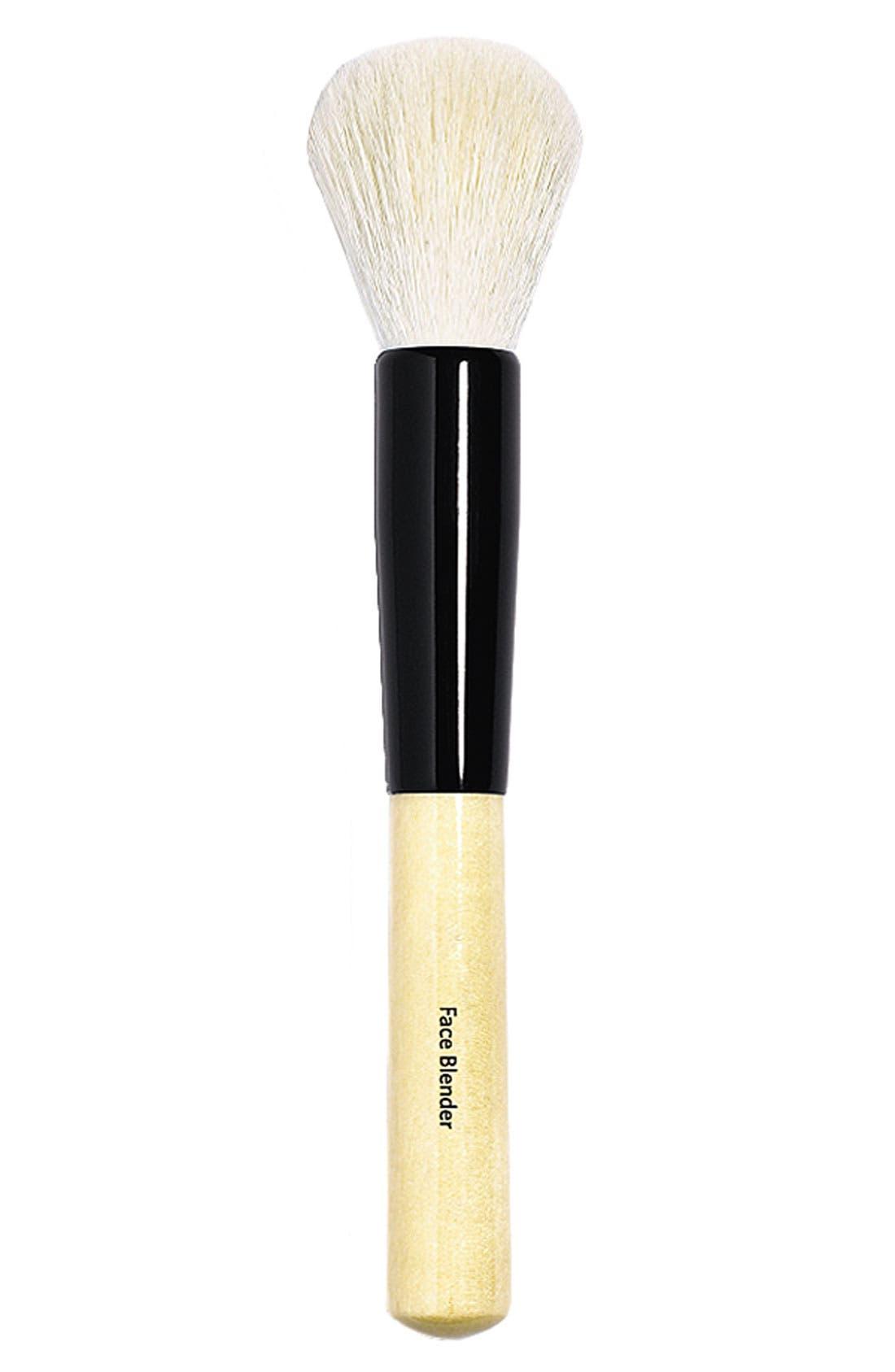 BOBBI BROWN,                             Face Blender Brush,                             Main thumbnail 1, color,                             000