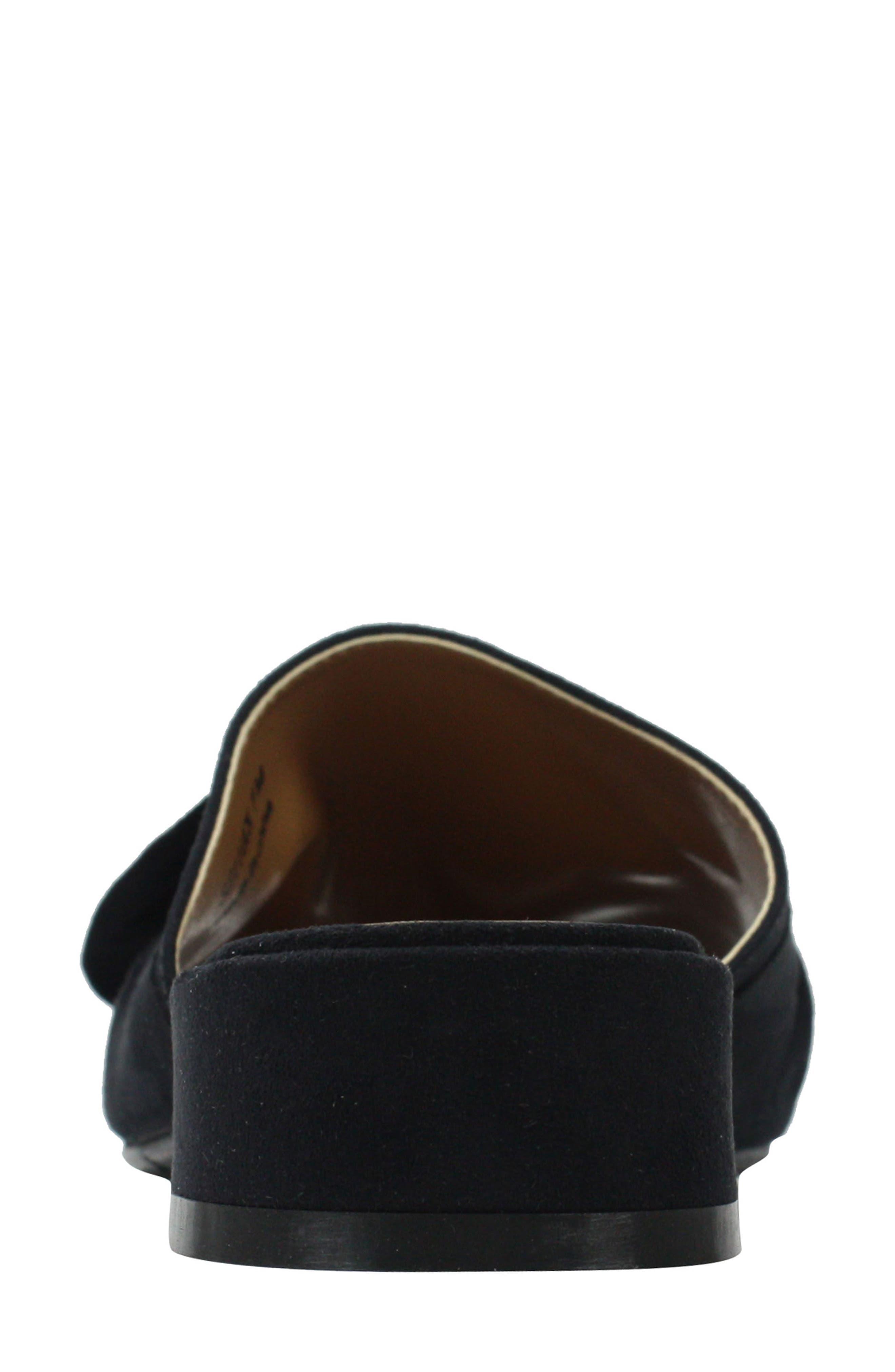 Sattuck Slide Sandal,                             Alternate thumbnail 2, color,                             BLACK FABRIC