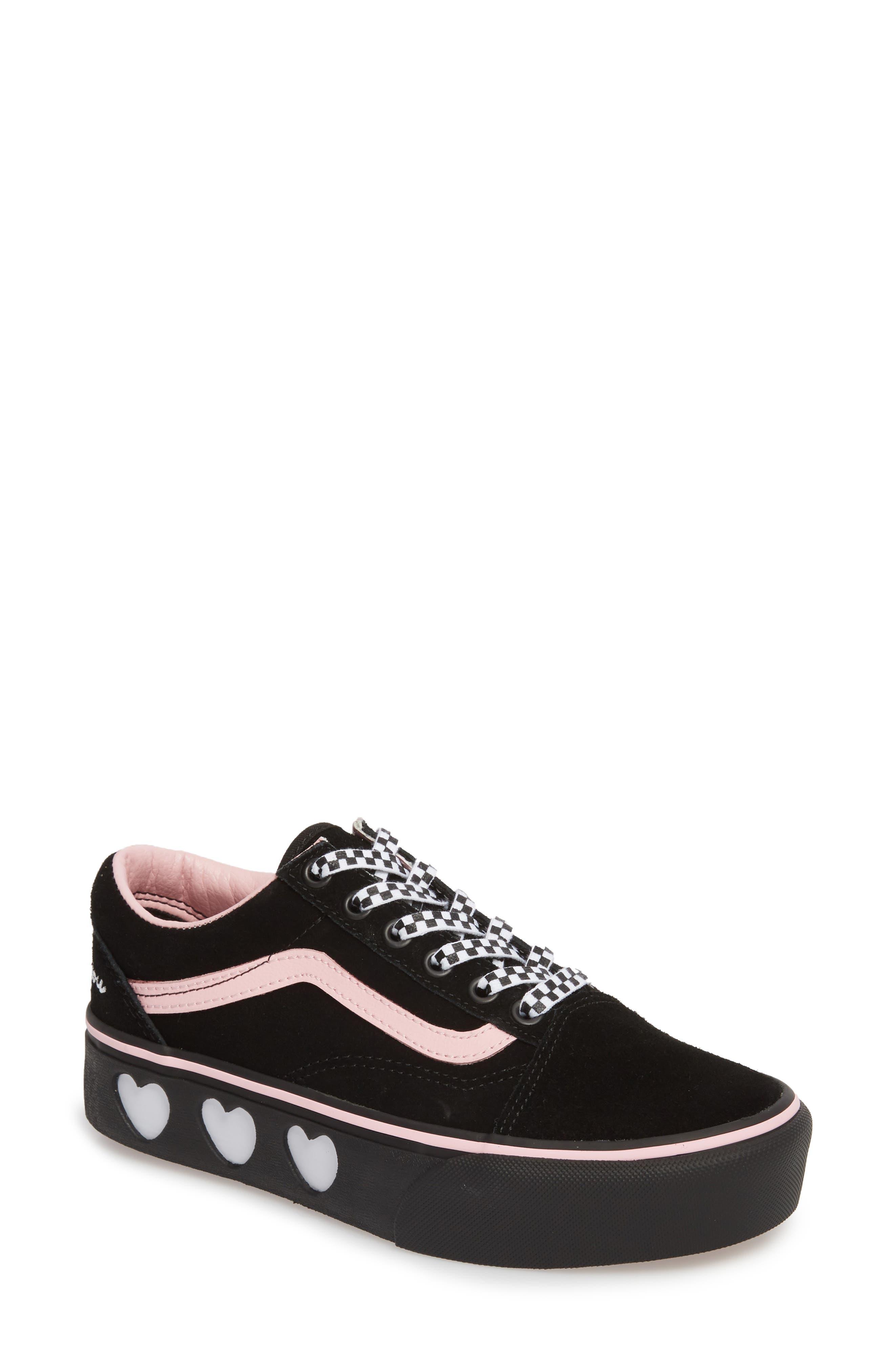 Old Skool Platform Sneaker,                             Main thumbnail 3, color,