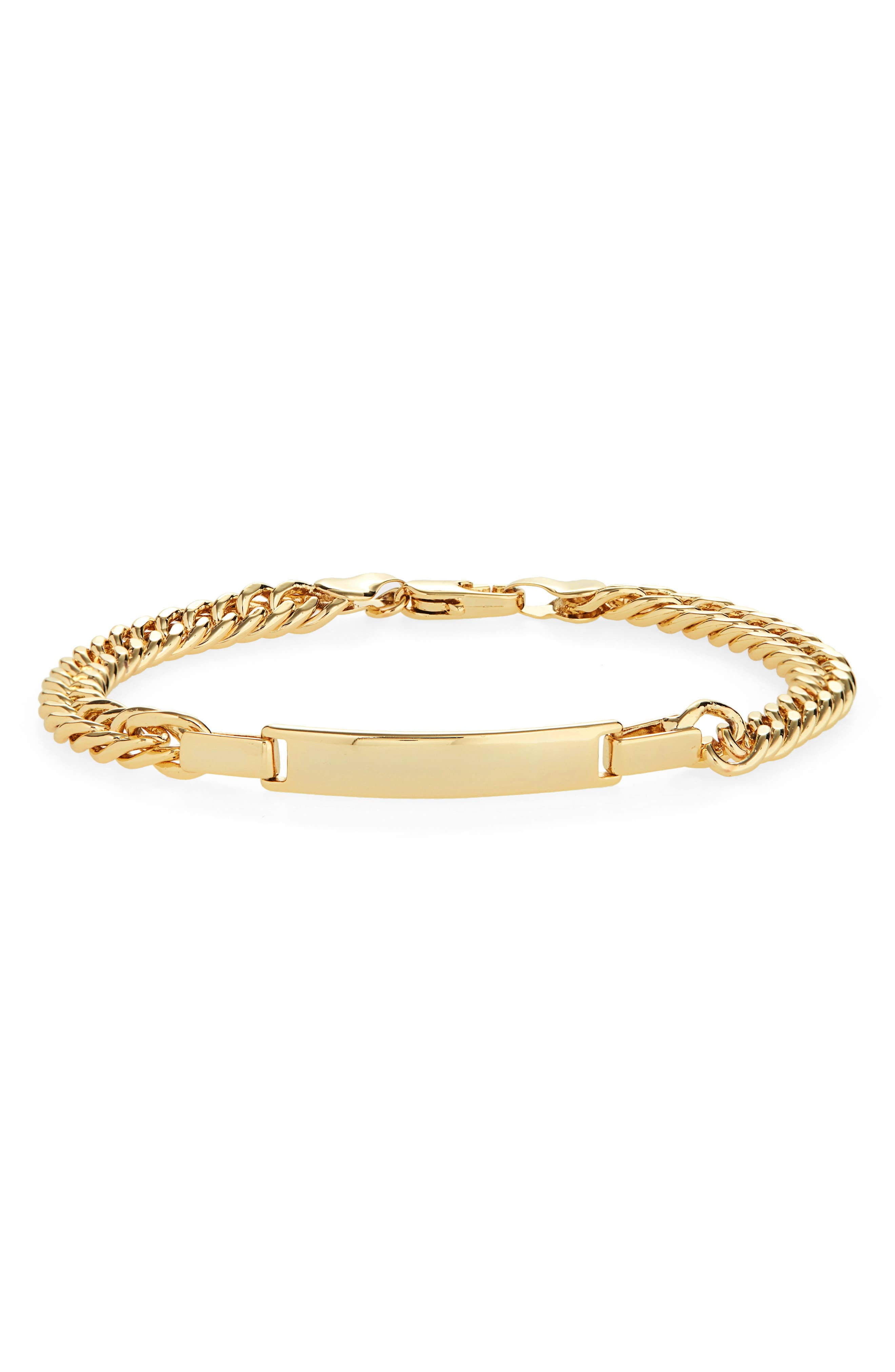 Veronica Bracelet in Gold