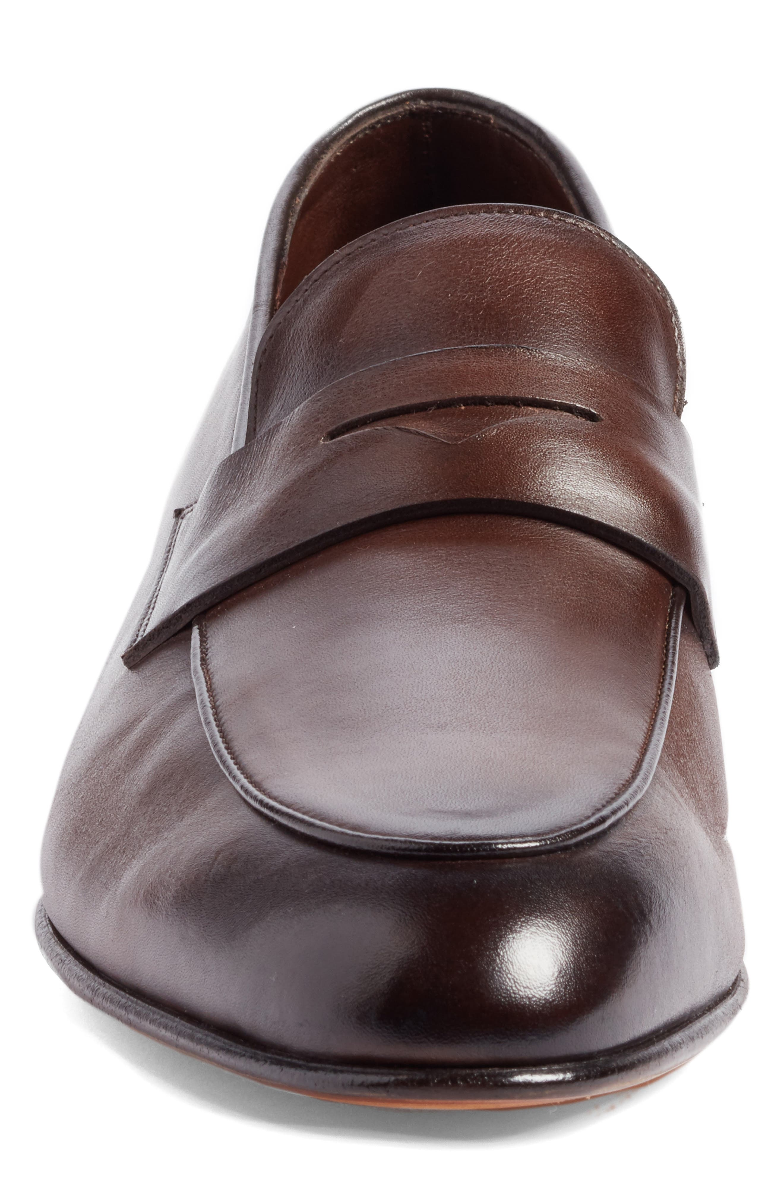 Fontaine Penny Loafer,                             Alternate thumbnail 4, color,                             209