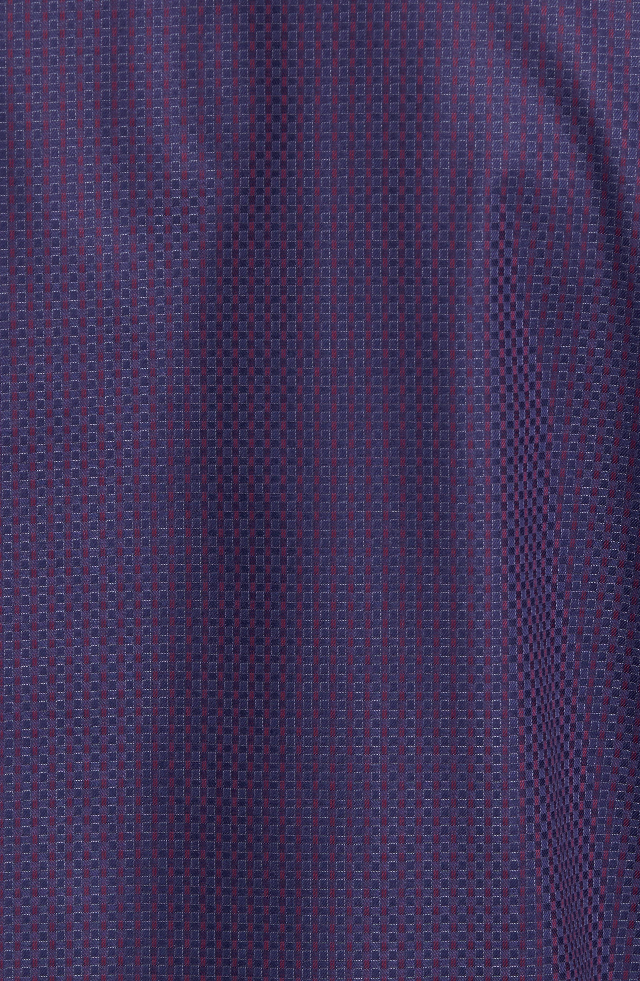 Classic Fit Print Sport Shirt,                             Alternate thumbnail 5, color,                             503