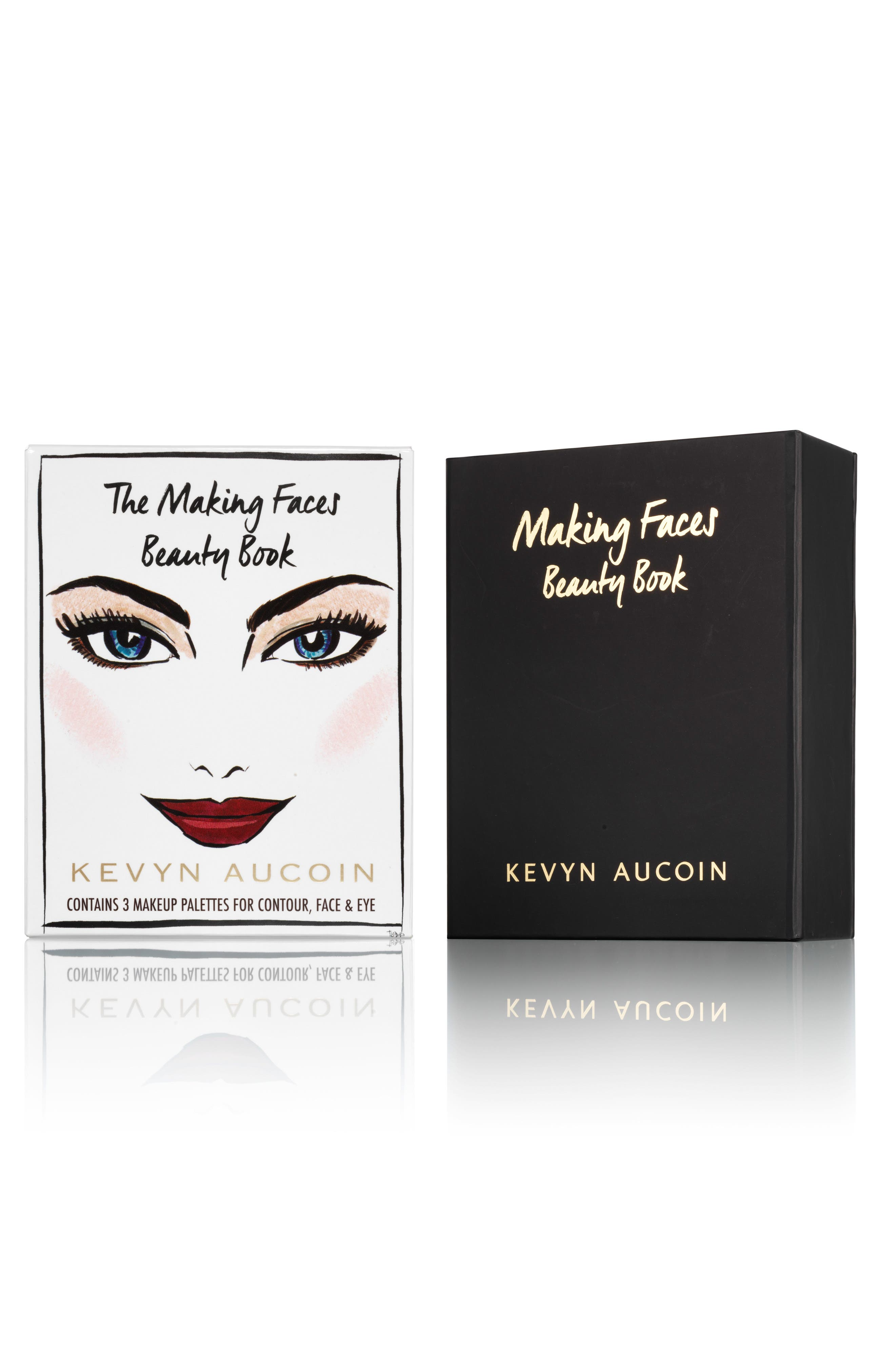 SPACE.NK.apothecary Kevyn Aucoin Beauty The Making Faces Beauty Book,                             Alternate thumbnail 4, color,