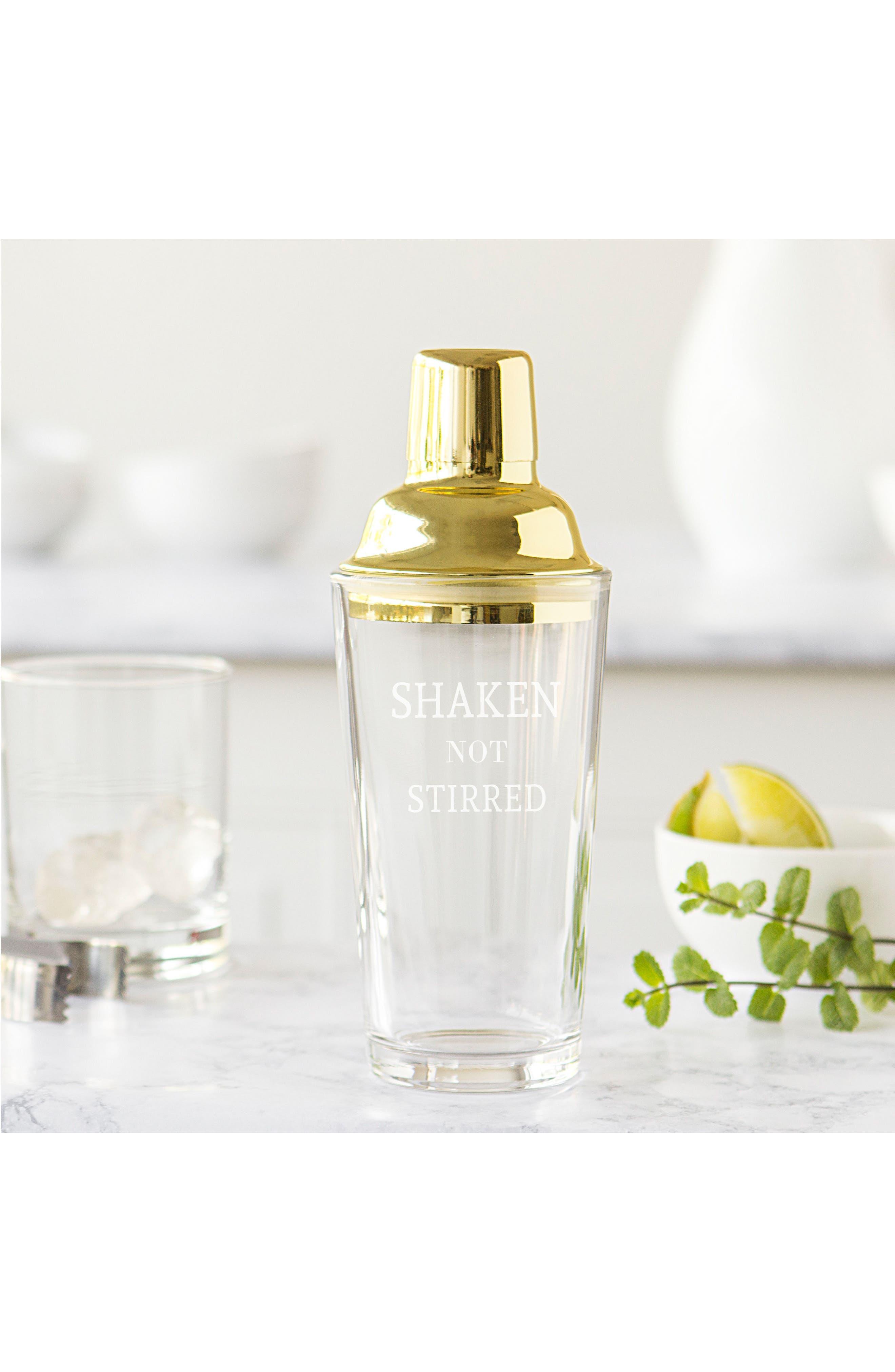 Shaken Not Stirred Cocktail Shaker,                             Alternate thumbnail 12, color,