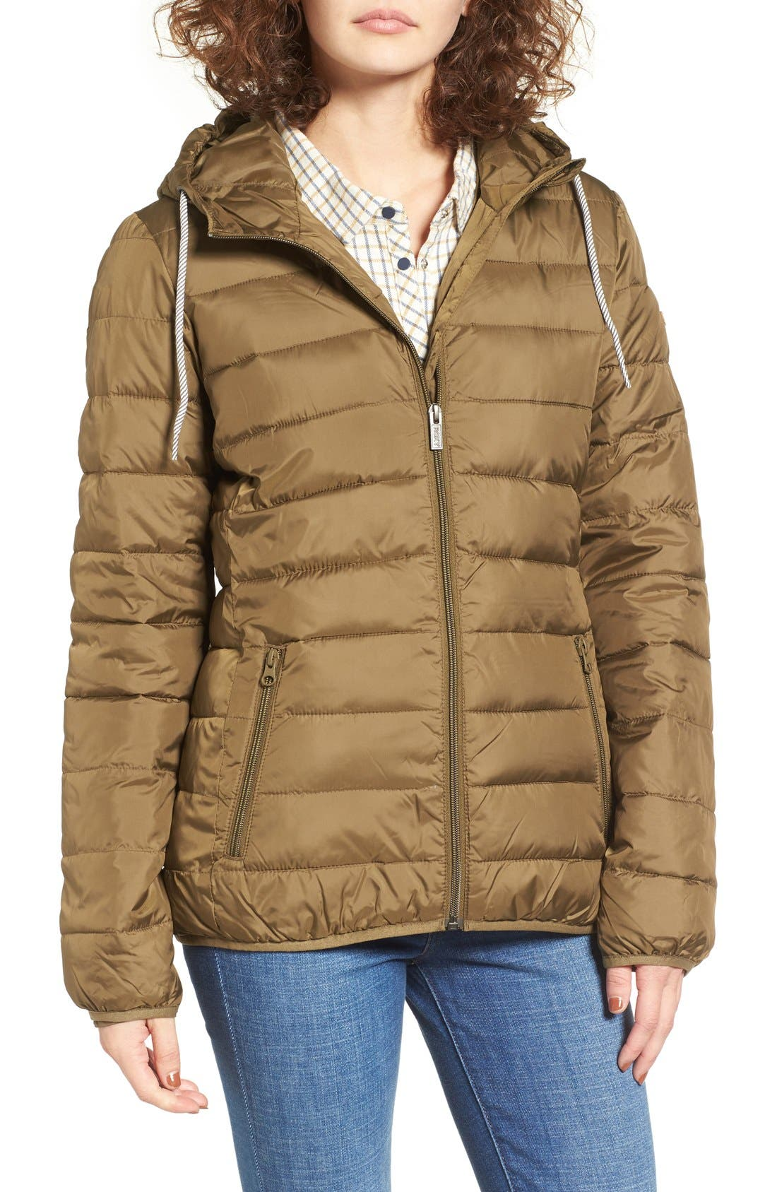 Forever Freely Puffer Jacket,                             Alternate thumbnail 6, color,