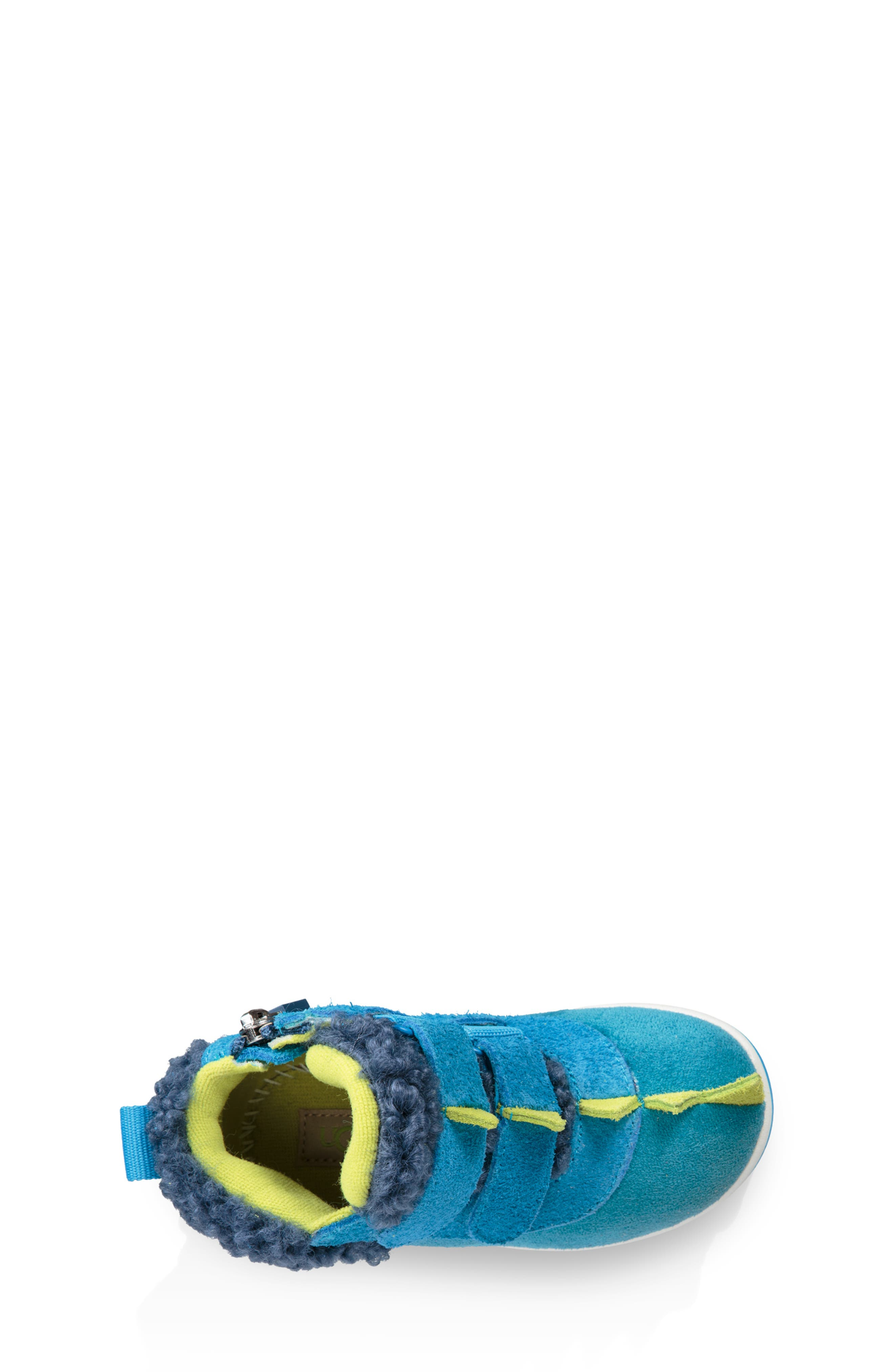 Dydo Pritchard Bootie,                             Alternate thumbnail 4, color,                             BLUE MULTI