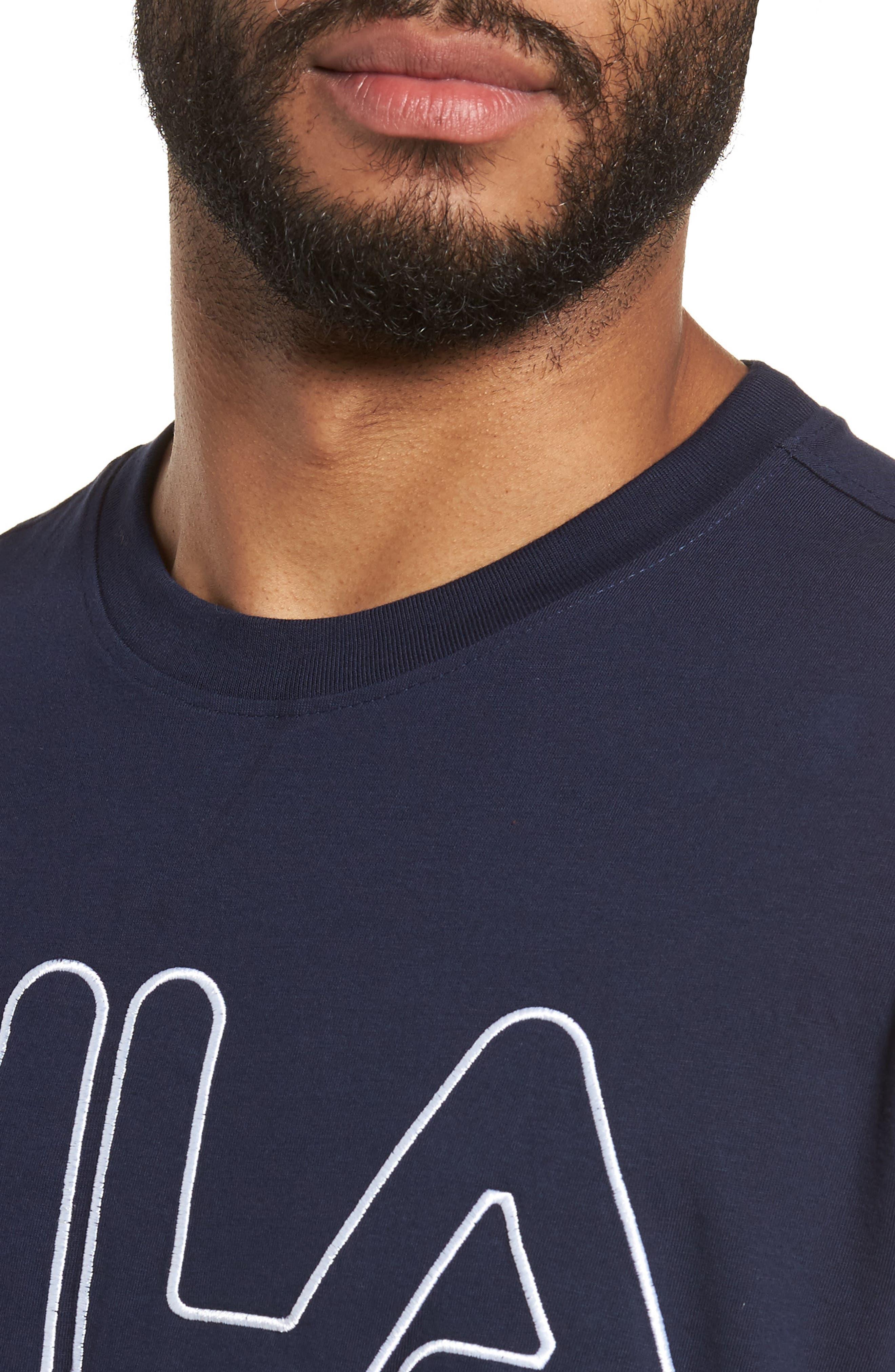 Logo T-Shirt,                             Alternate thumbnail 8, color,
